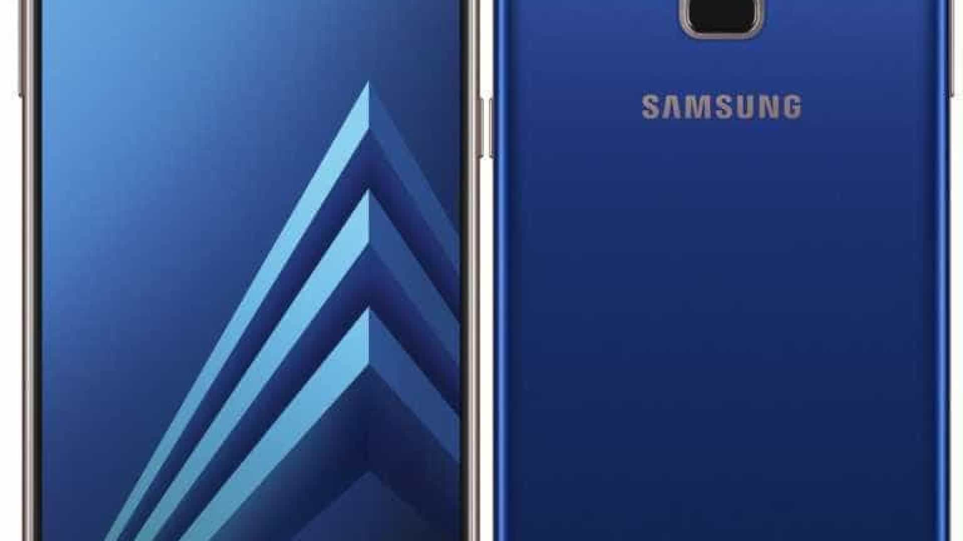 Com câmeras duplas frontais, intermediários Galaxy A8 e A8+ são apresentados
