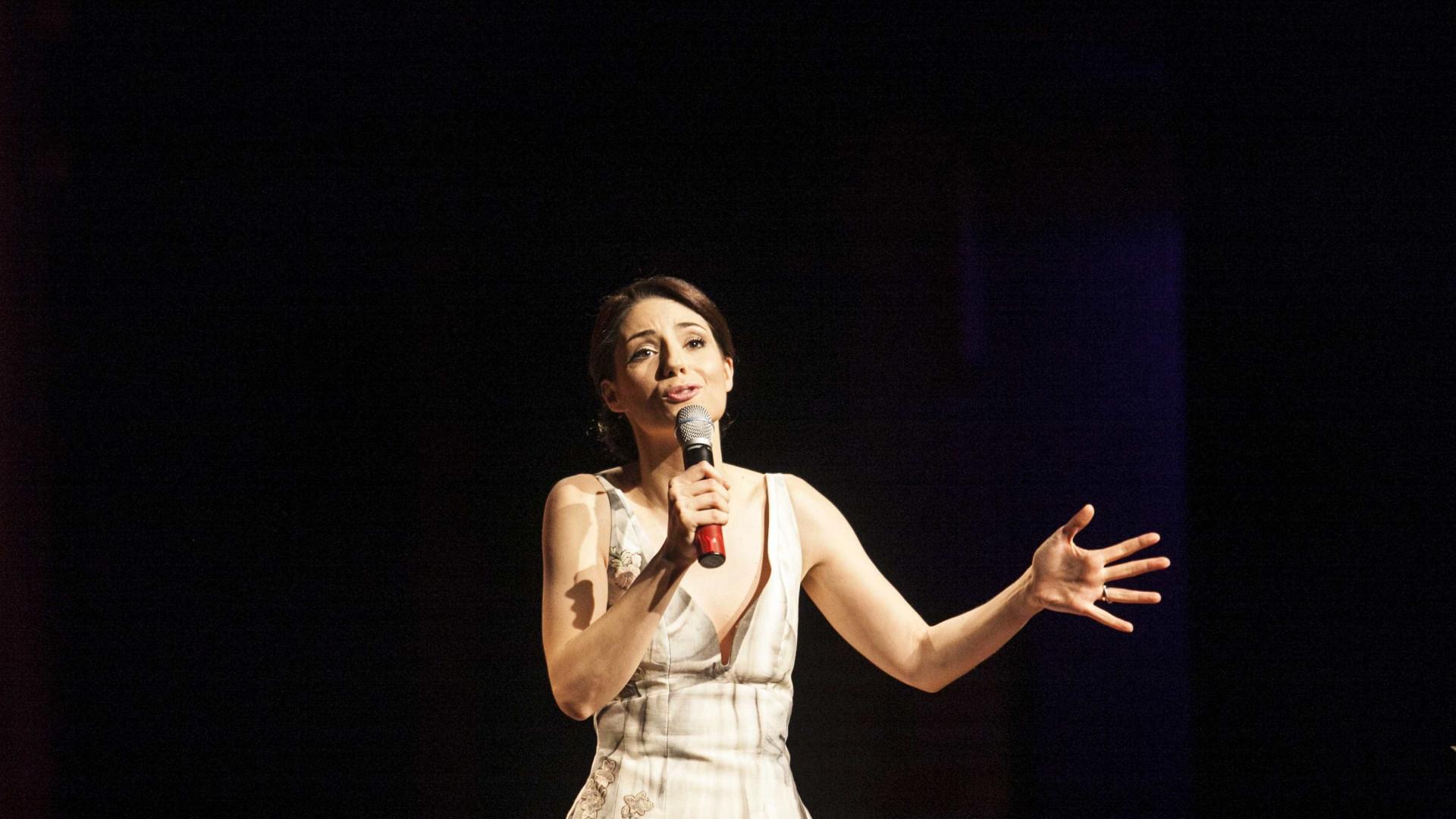 Sofia Escobar no elenco do musical 'O Médico' que estreia em Madrid
