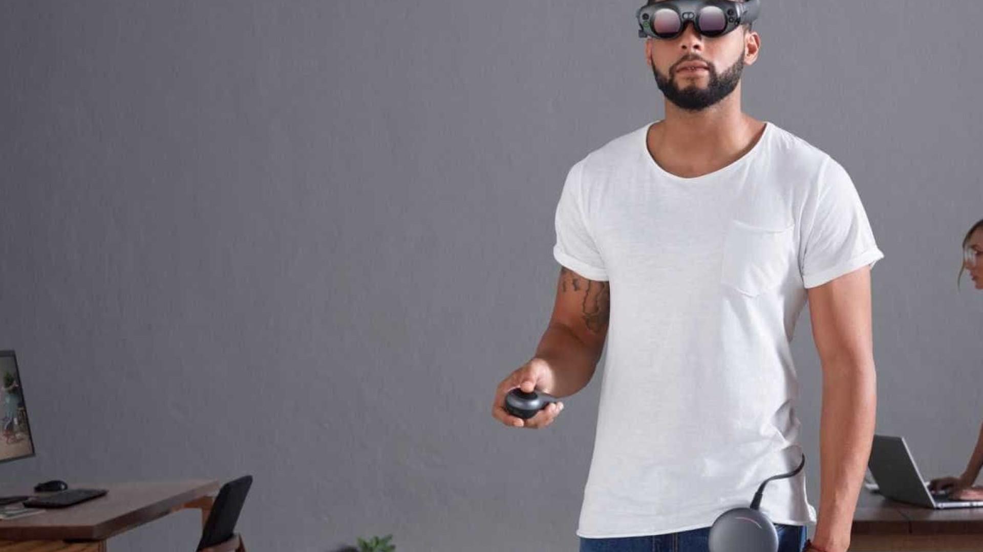 Óculos de realidade aumentada substituirão smartphones, diz Epic Games