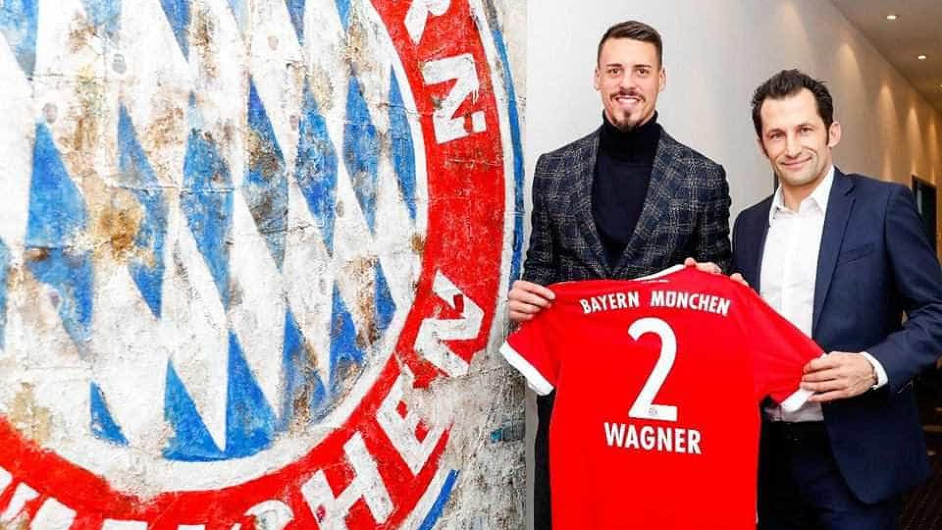 Bayern de Munique oficializa contratação de atacante da seleção alemã