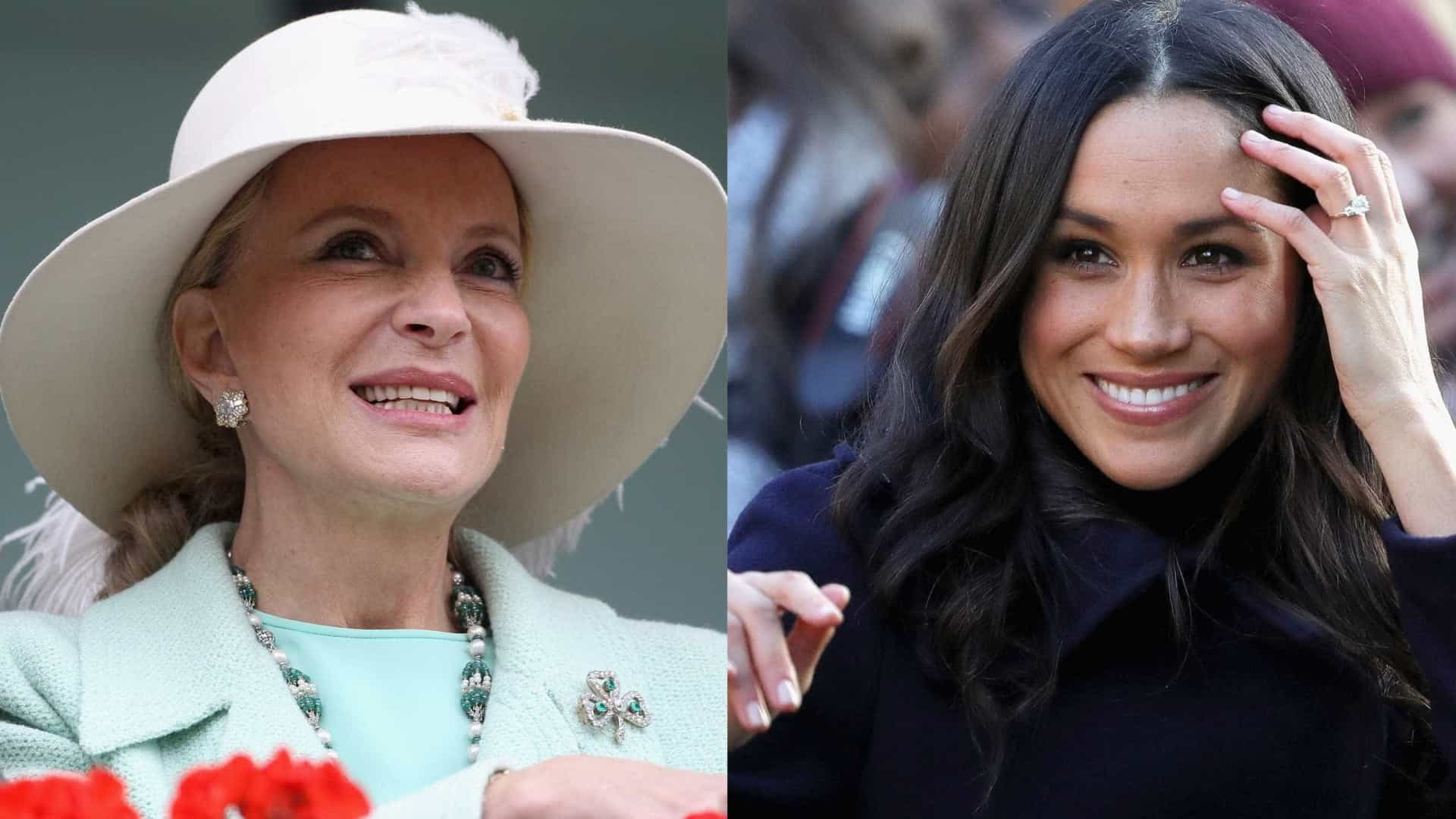 Meghan Markle participa de comemoração do Natal com a família real britânica