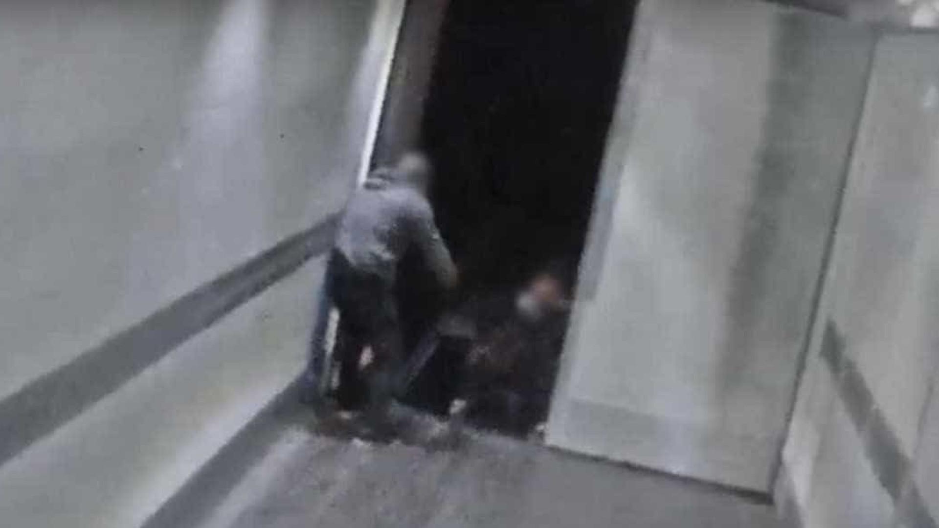 Gang apanhado a roubar carrinha dos correios a 80 km/h