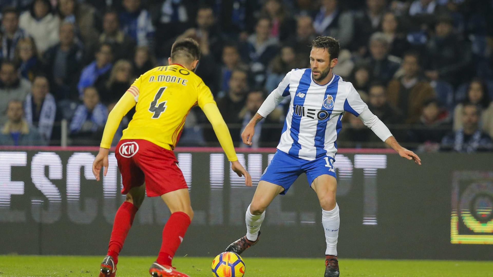 Layún deixa FC Porto e ruma ao Alavés, avança imprensa espanhola