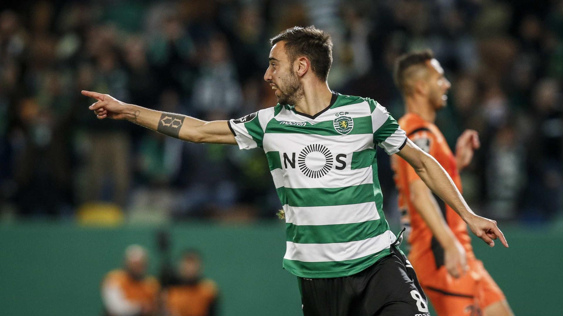 """Bruno Fernandes: """"FC Porto? Isso não nos interessa"""""""