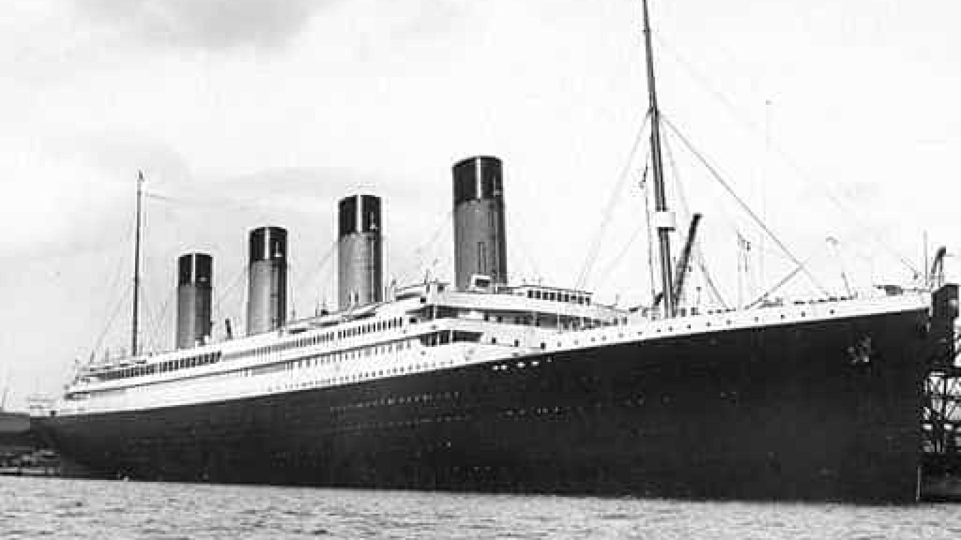 Sempre sonhou visitar o Titanic? Em 2018 vai poder