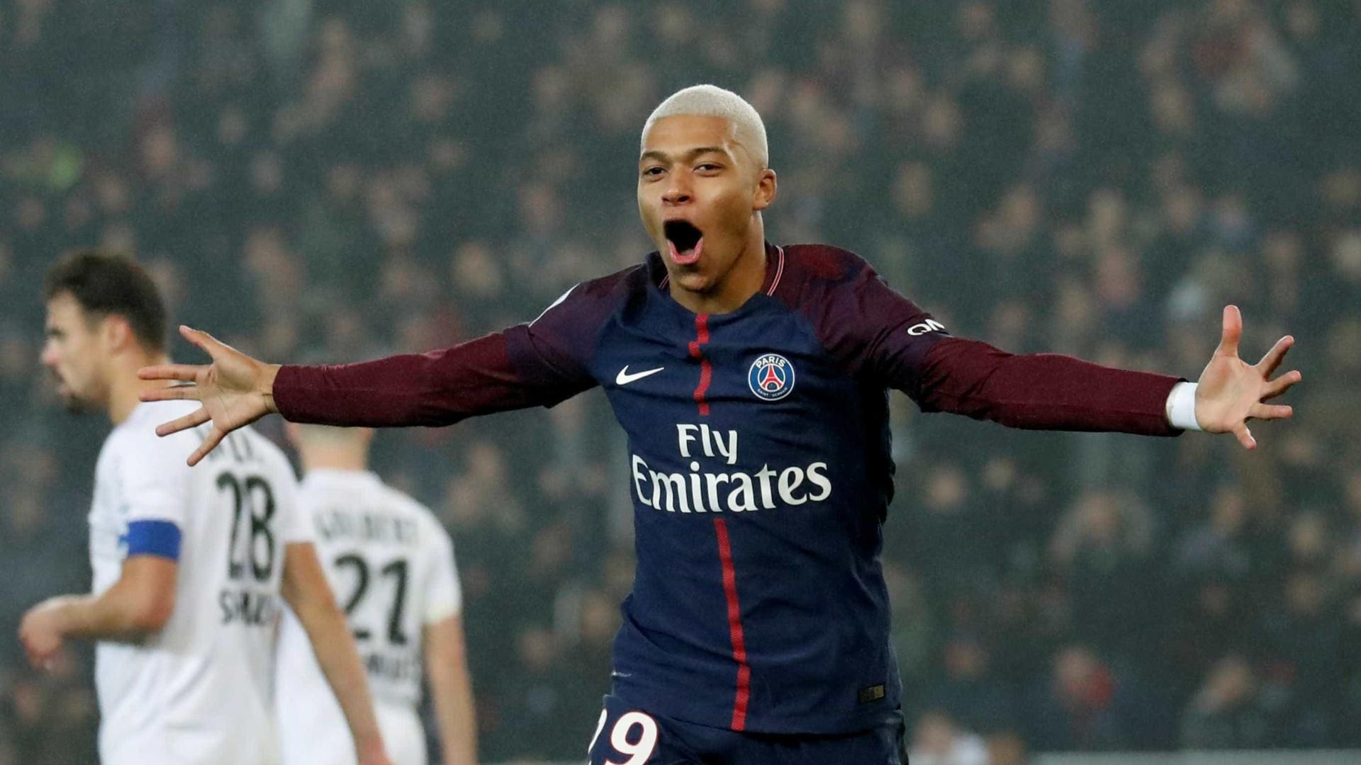Mbappé compara Neymar a Cristiano Ronaldo e elogia o brasileiro