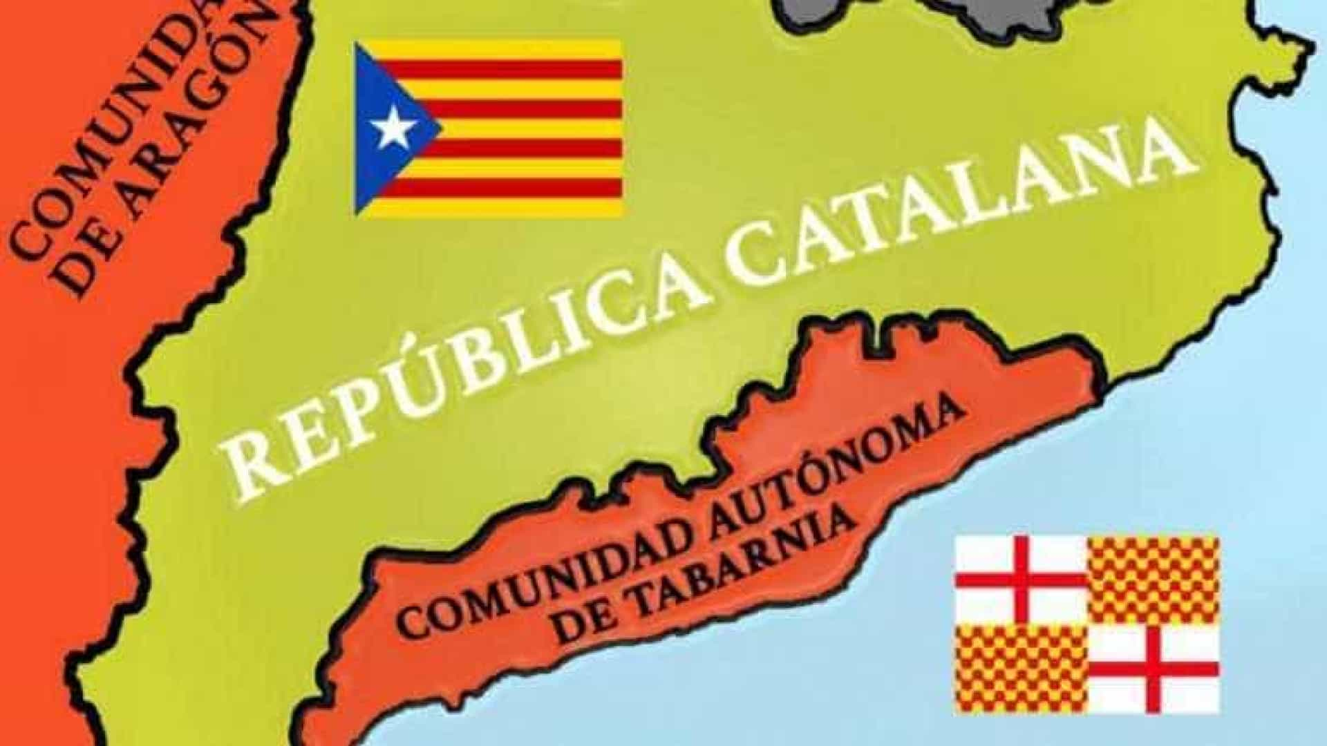 Sair da Catalunha para ficar em Espanha. Eis a Tabarnia