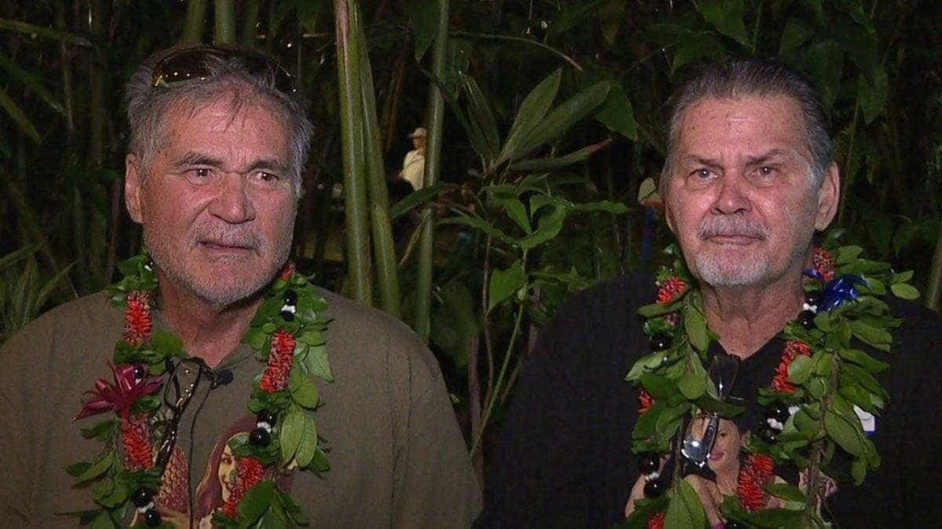Melhores amigos descobrem, após 60 anos, que são irmãos