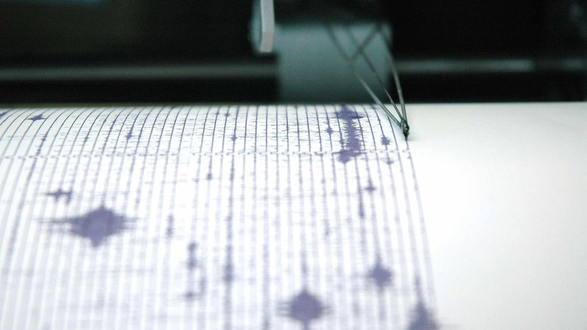 Cerca de 130 sismos registados desde as 02h53 em São Miguel