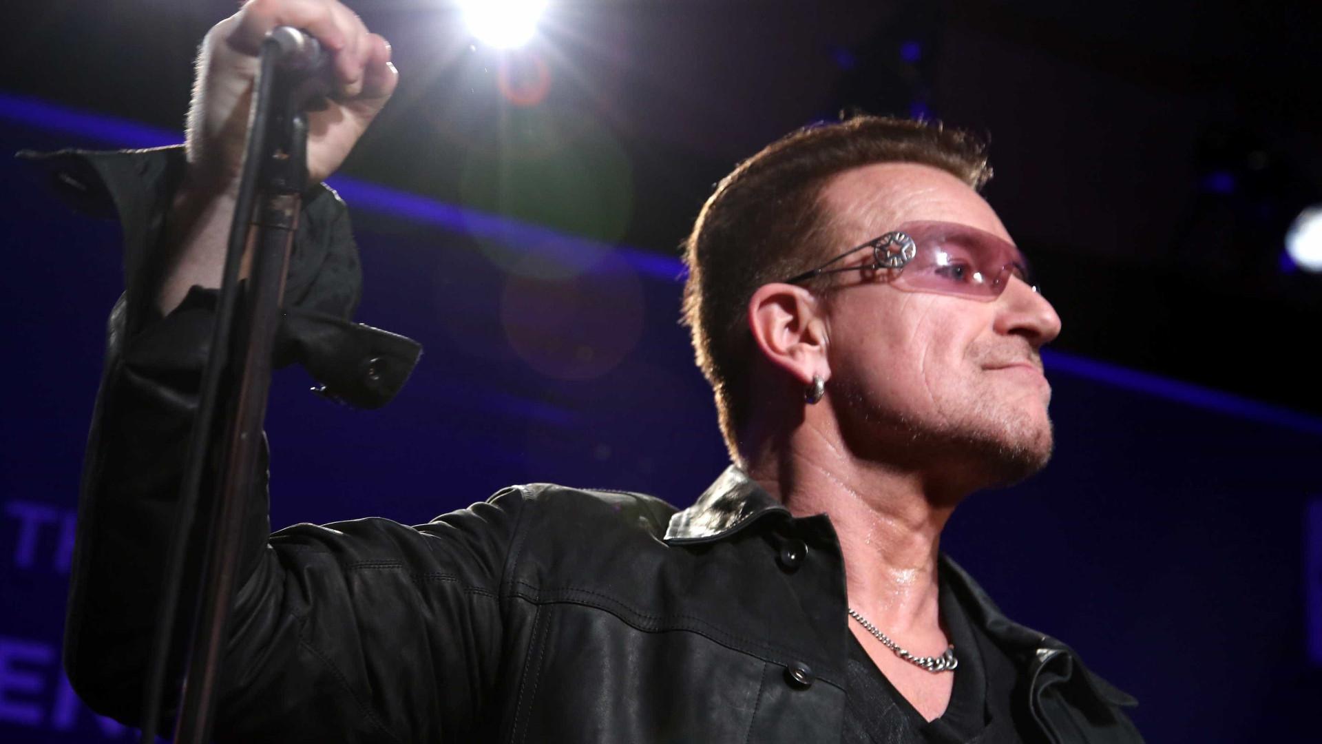 Bono revela que esteve à beira da morte recentemente
