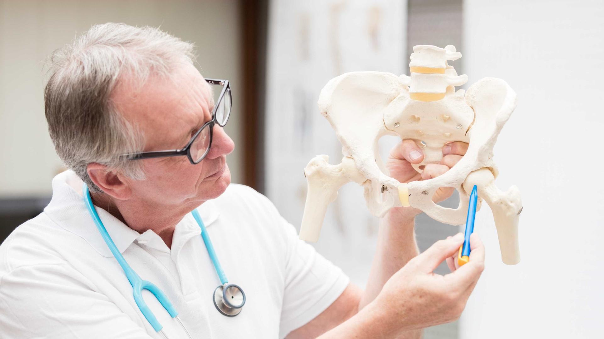 Vitamina D e cálcio não previnem fraturas ósseas