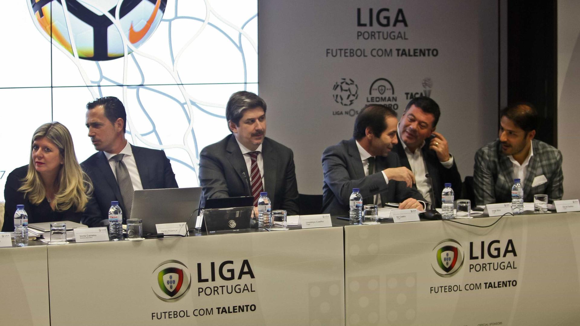 Maioria dos clubes aprovou mudanças, mas Sporting e FC Porto estão contra