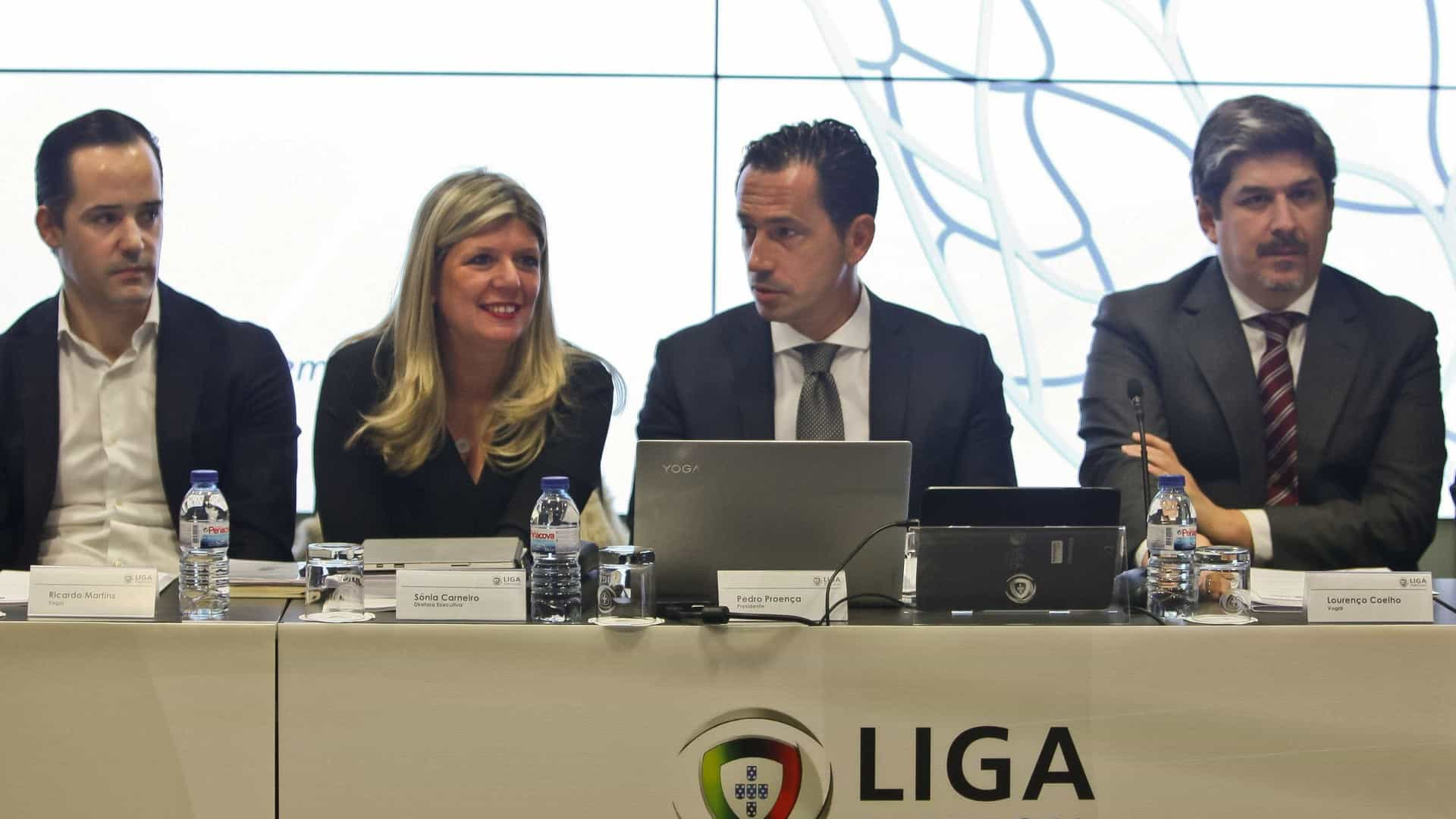 António Salvador critica Sporting e FC Porto e elogia Benfica