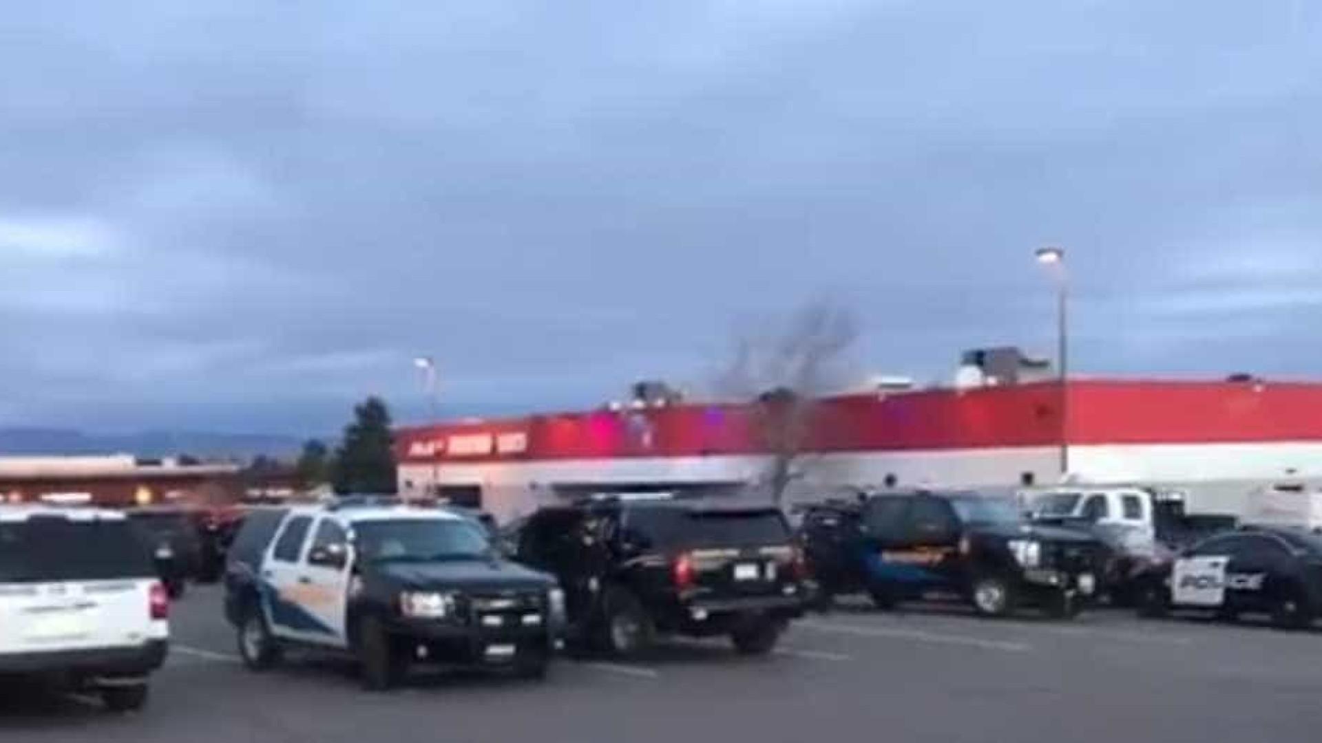 Um polícia morto em tiroteio no Colorado. Suspeito já terá sido abatido
