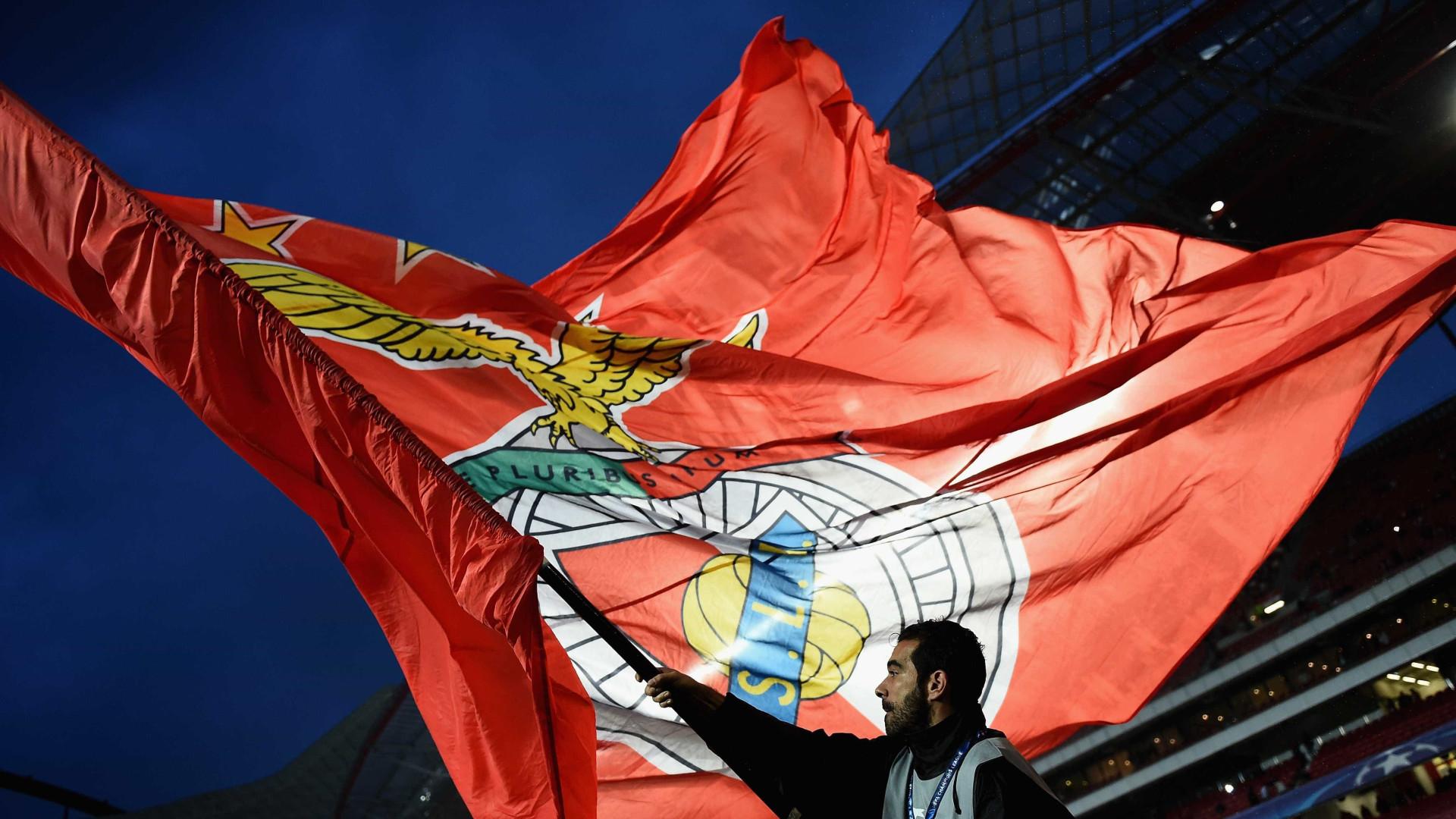 Benfica e Sporting empatam no dérbi