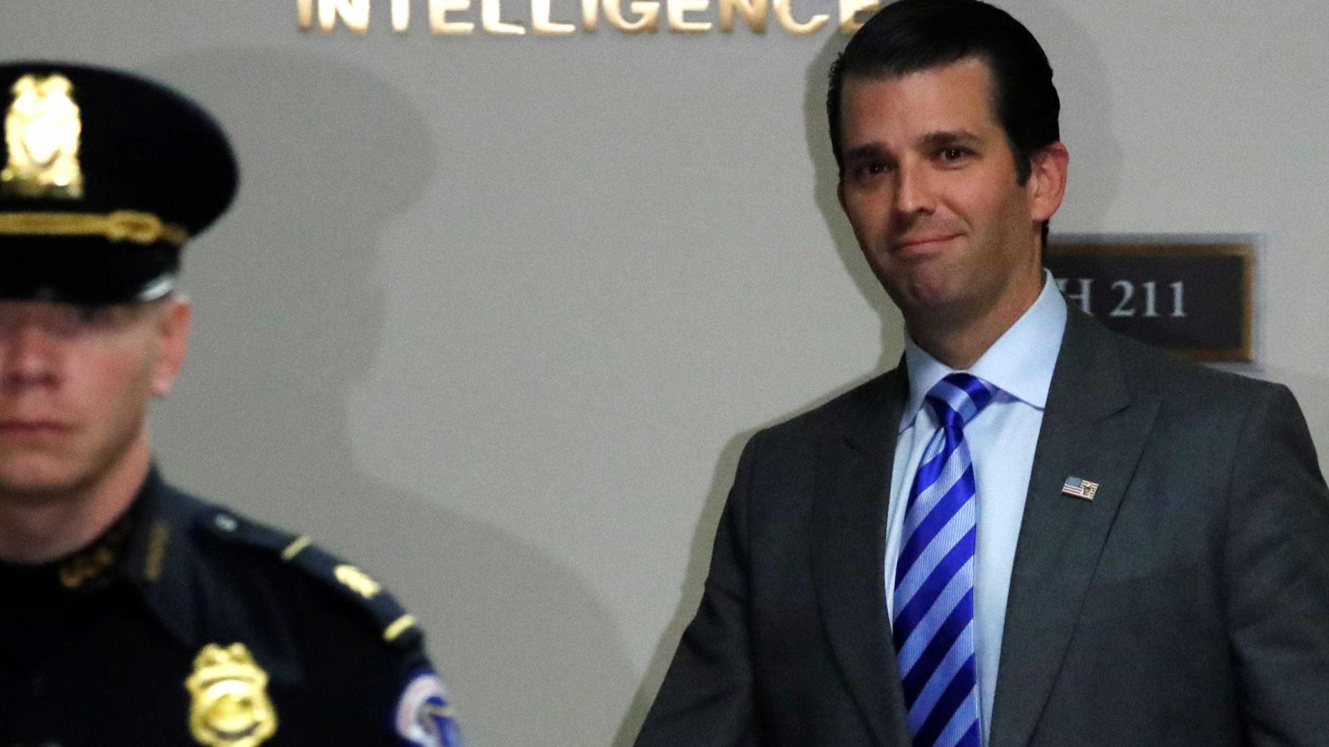 Ex-assessor de Trump ataca filho do presidente
