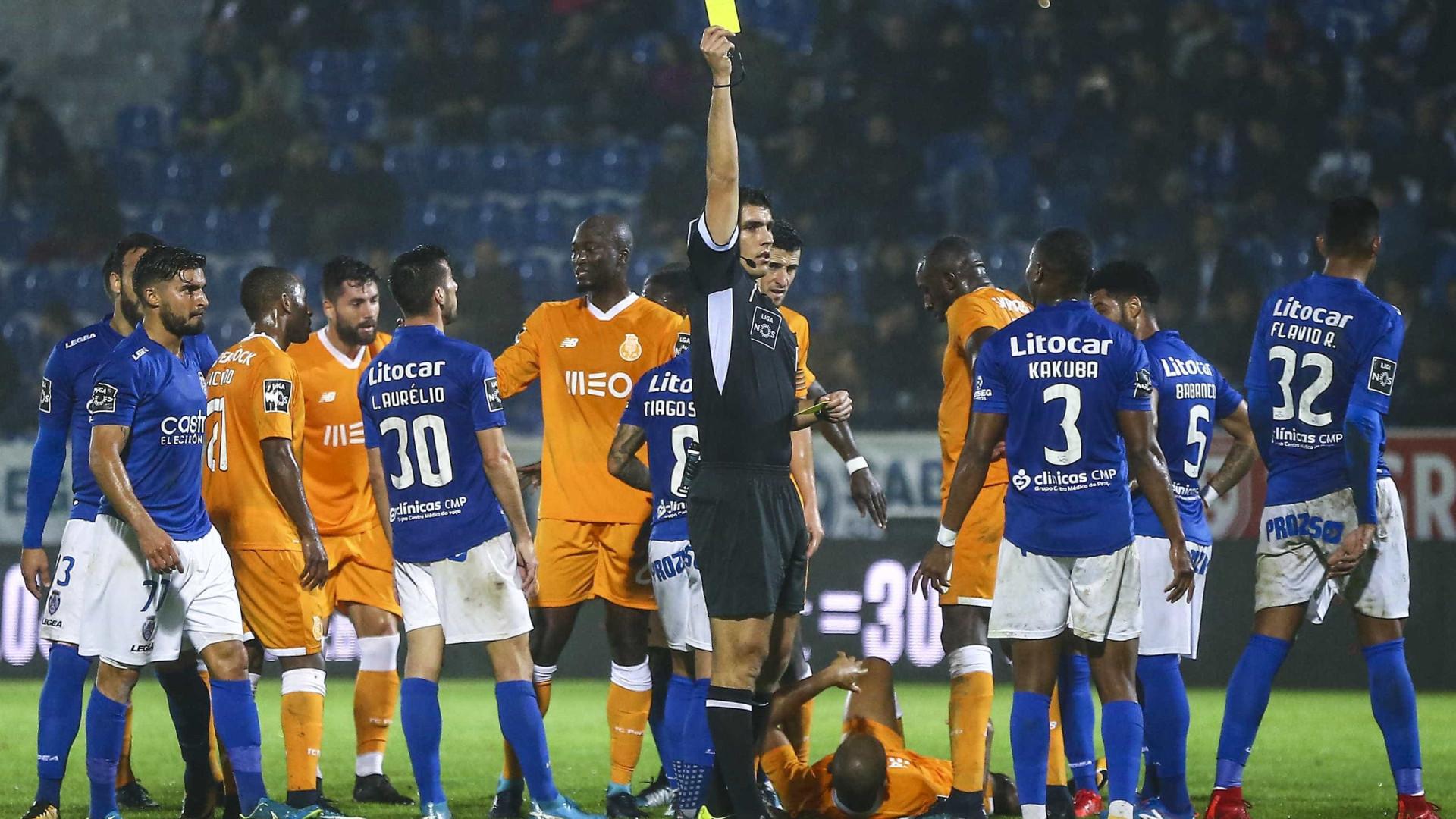 FC Porto multado em 5.738 euros por ausências na 'flash-interview'