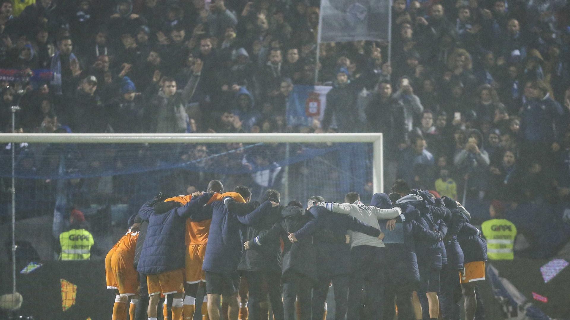 Roupeiro do FC Porto para Fábio Veríssimo: