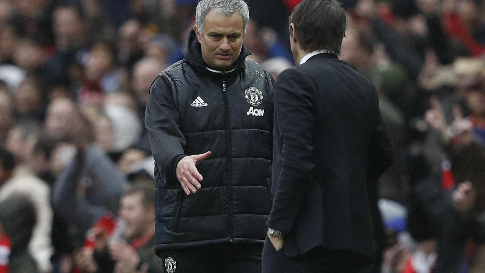 Mourinho responde a Conte: