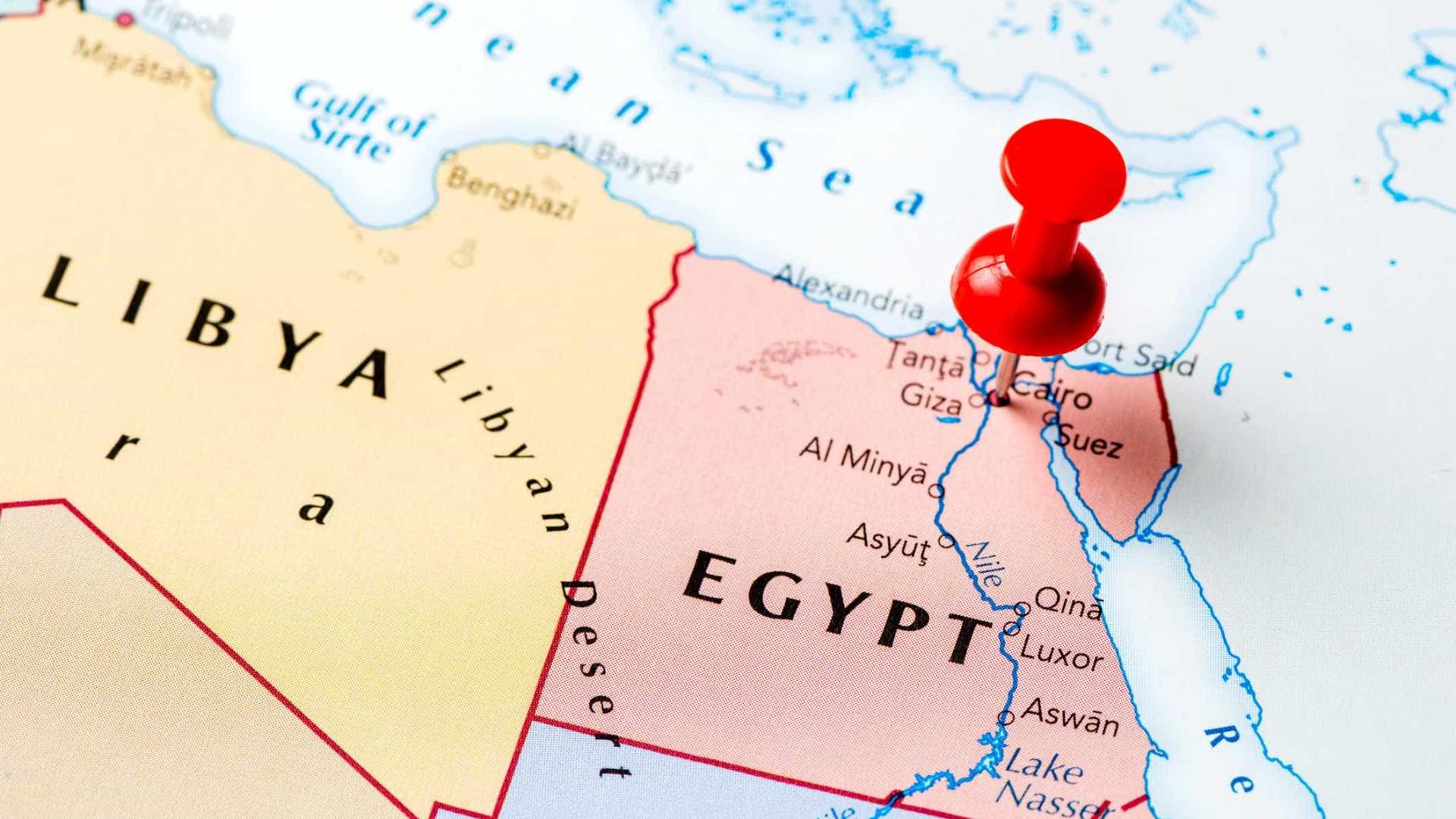 Egito deporta cidadão alemão por alegada suspeita de terrorismo