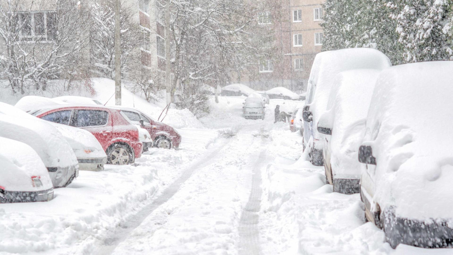 Vai conduzir com neve? Siga estes conselhos à risca