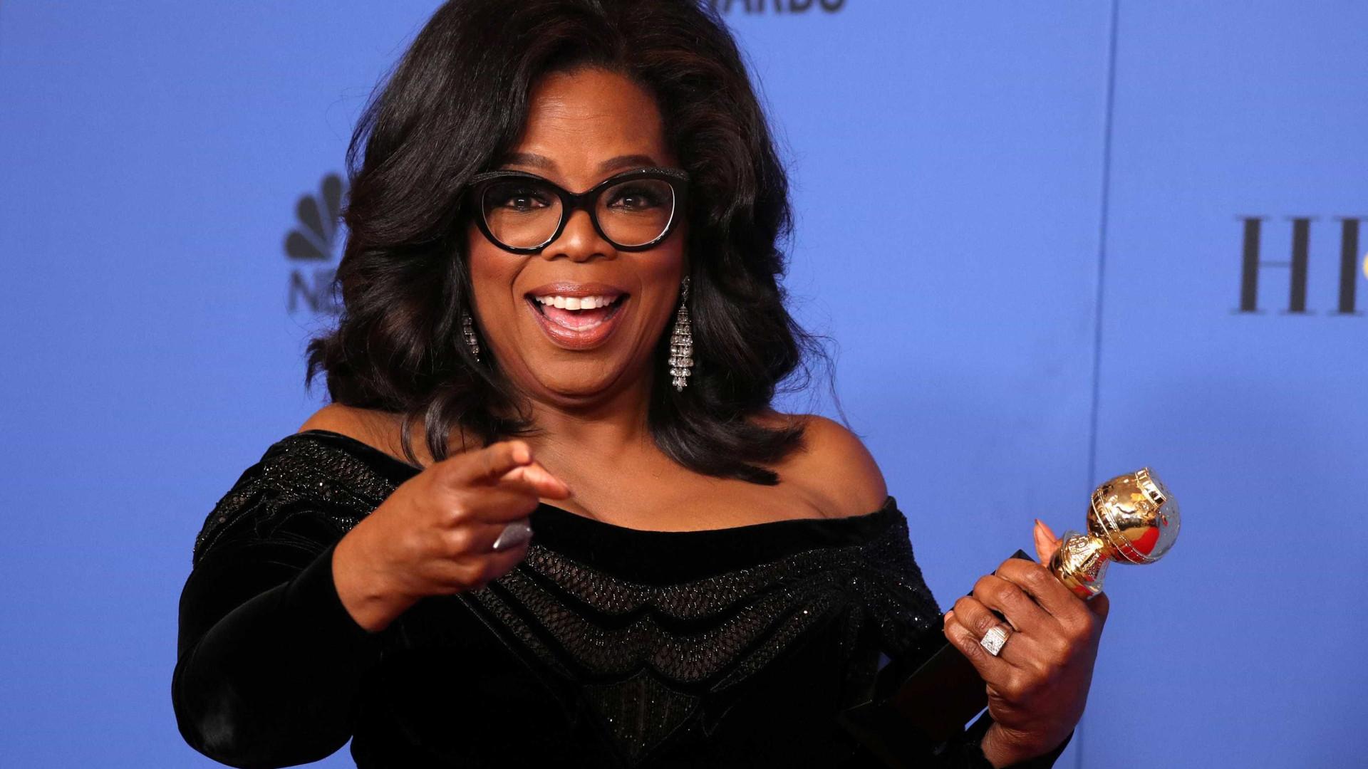 Eis o motivo pelo qual Oprah não quer candidatar-se à presidência dos EUA