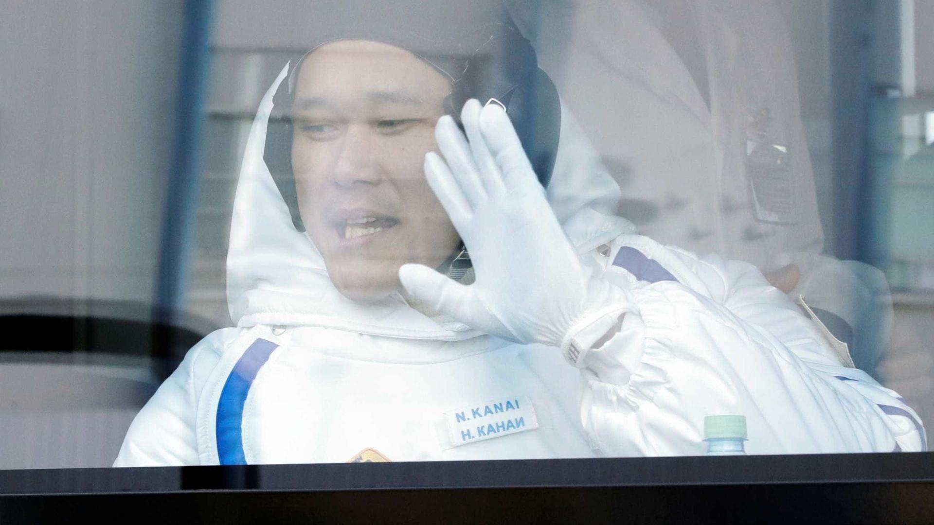 Astronauta preocupado por ter crescido 9 cm no Espaço afinal enganou-se