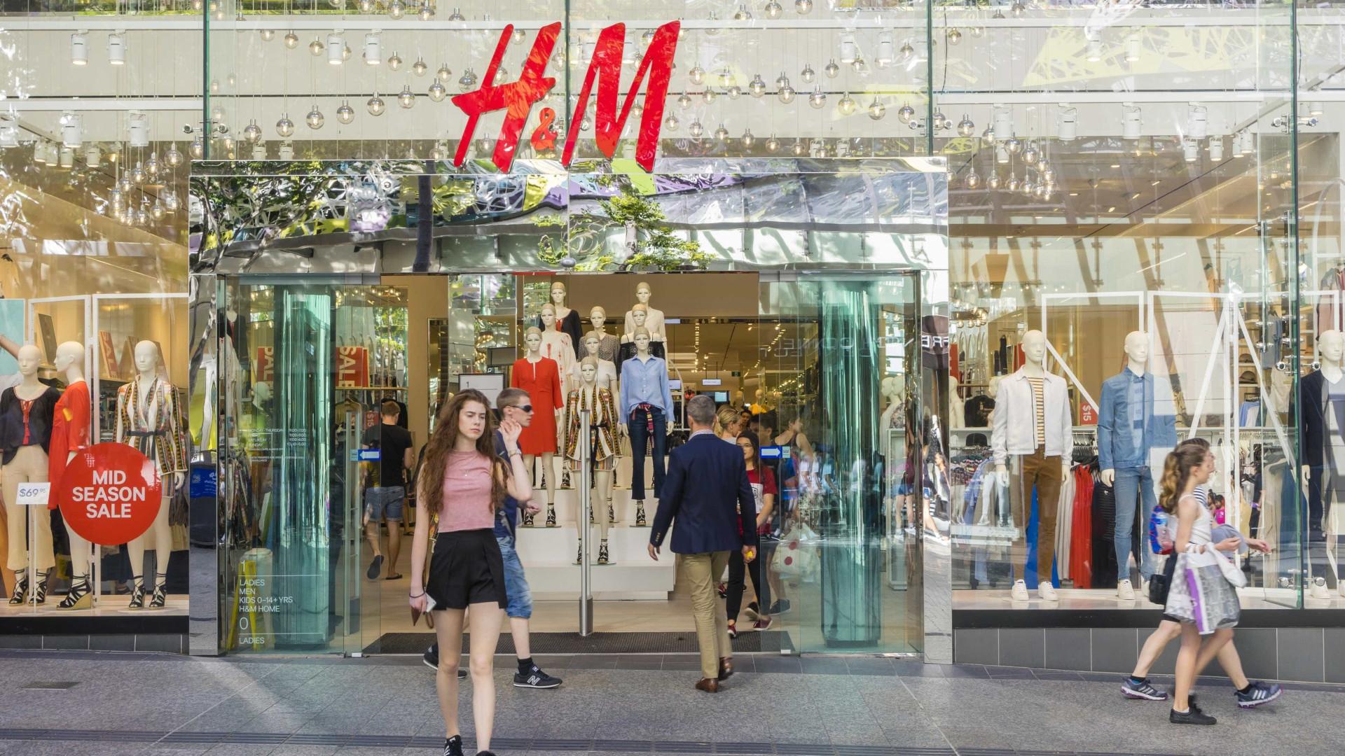 H&M vai mudar a sua tabela de tamanhos para números mais 'reais'