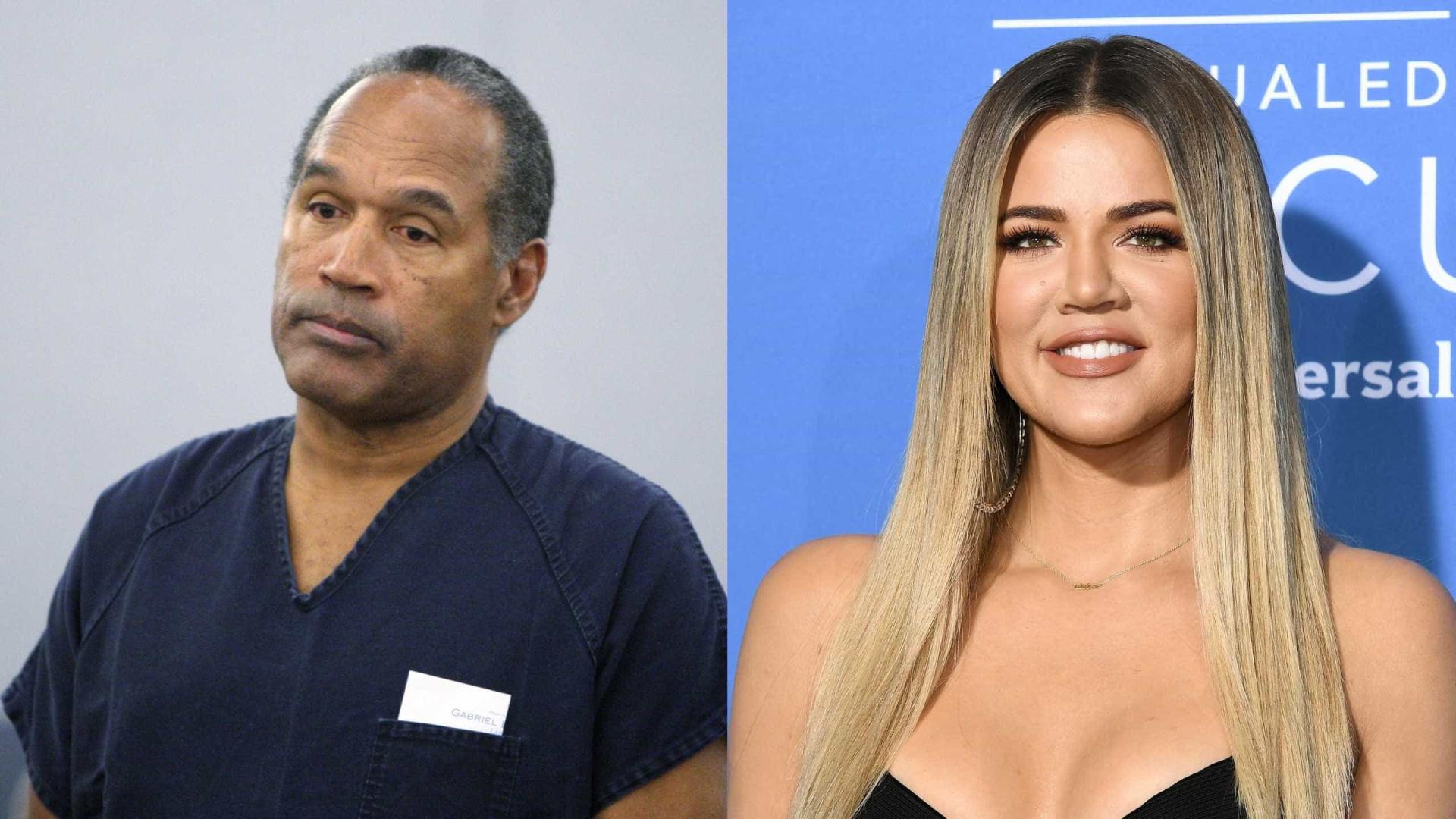 O.J. Simpson pai de Khloé Kardashian? A resposta do próprio aos rumores
