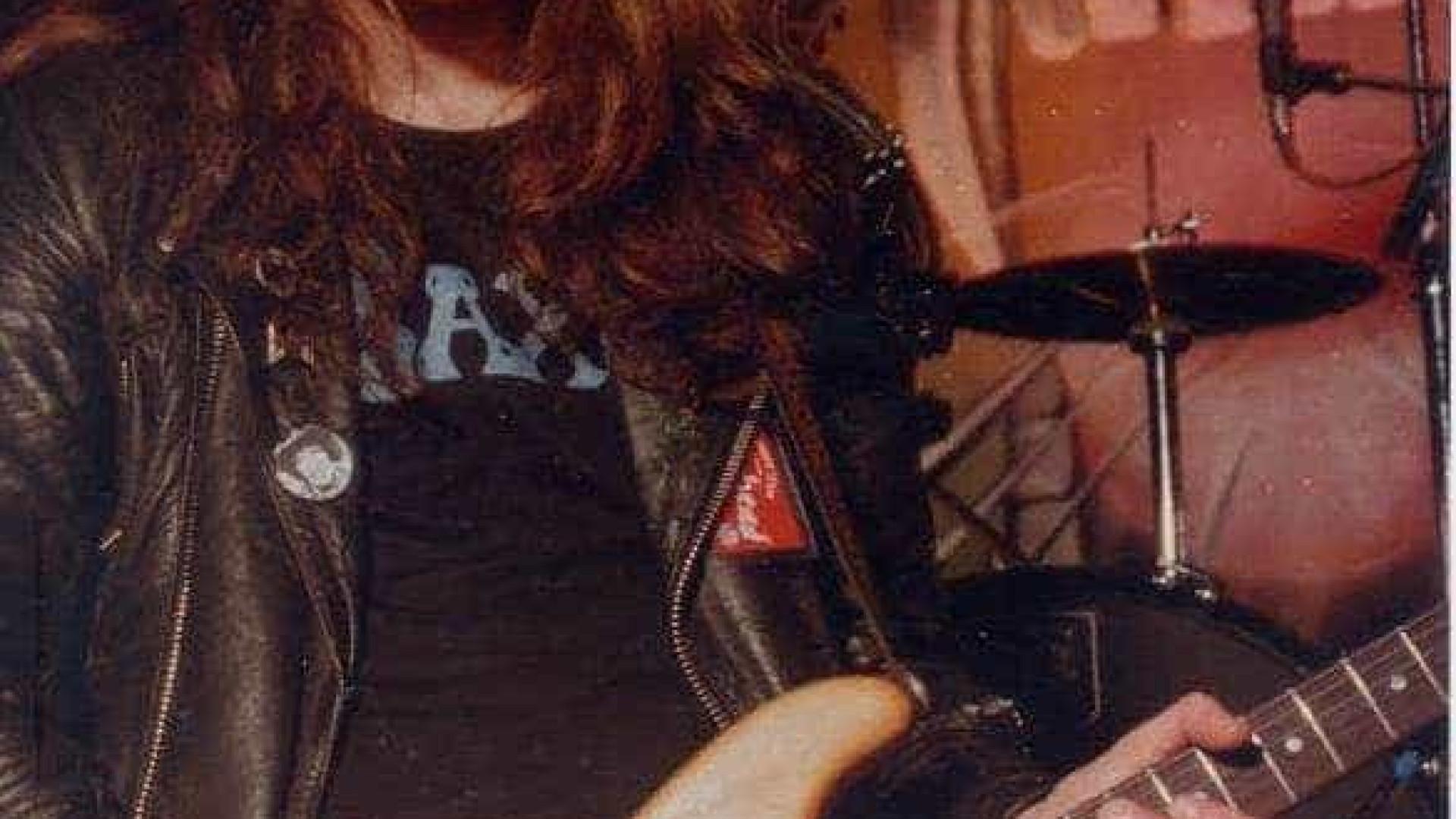 Morreu Eddie Clarke, guitarrista dos Motorhead. Tinha 67 anos