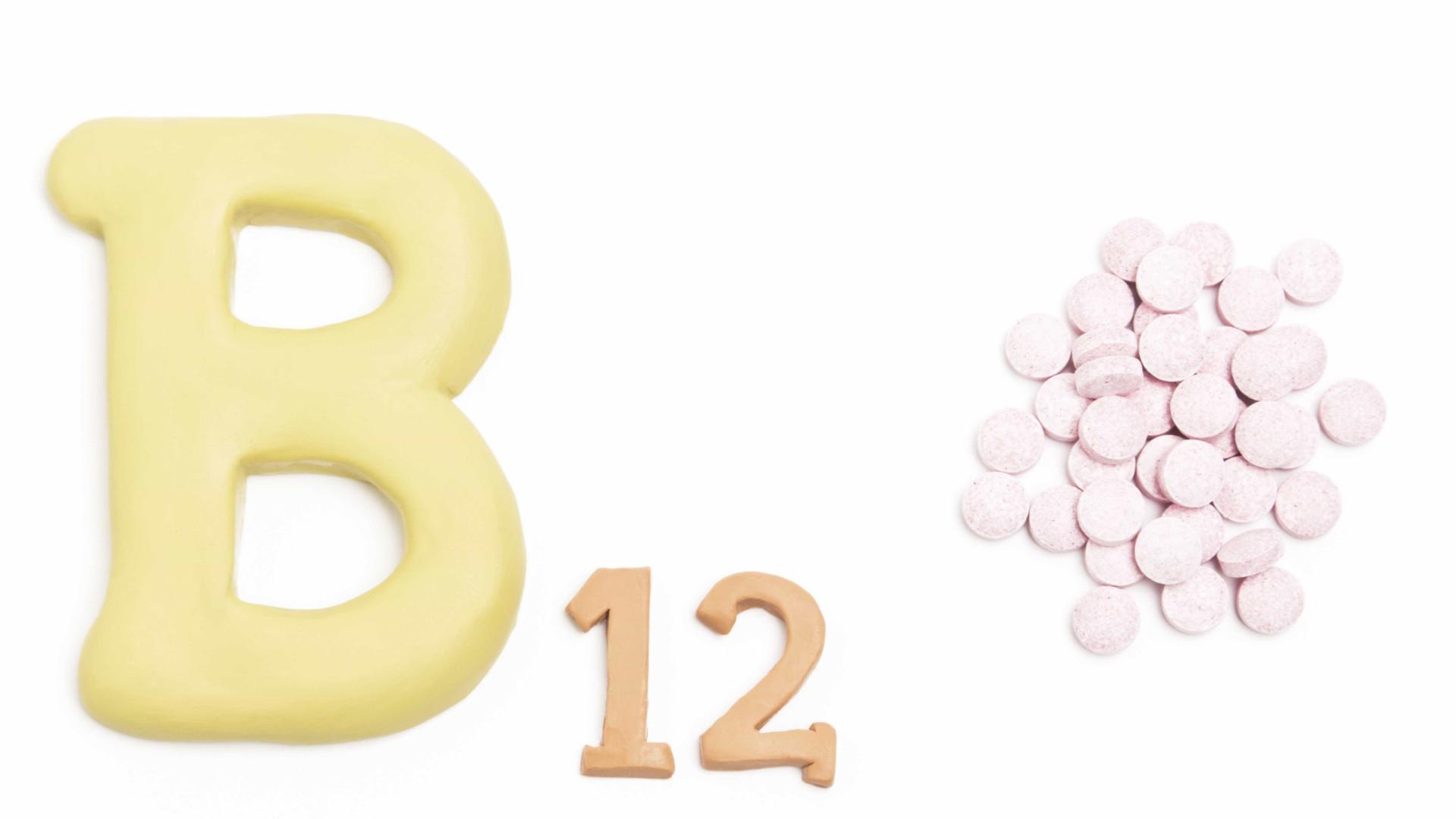 Será carência de vitamina B12? Cinco sinais que o corpo dá