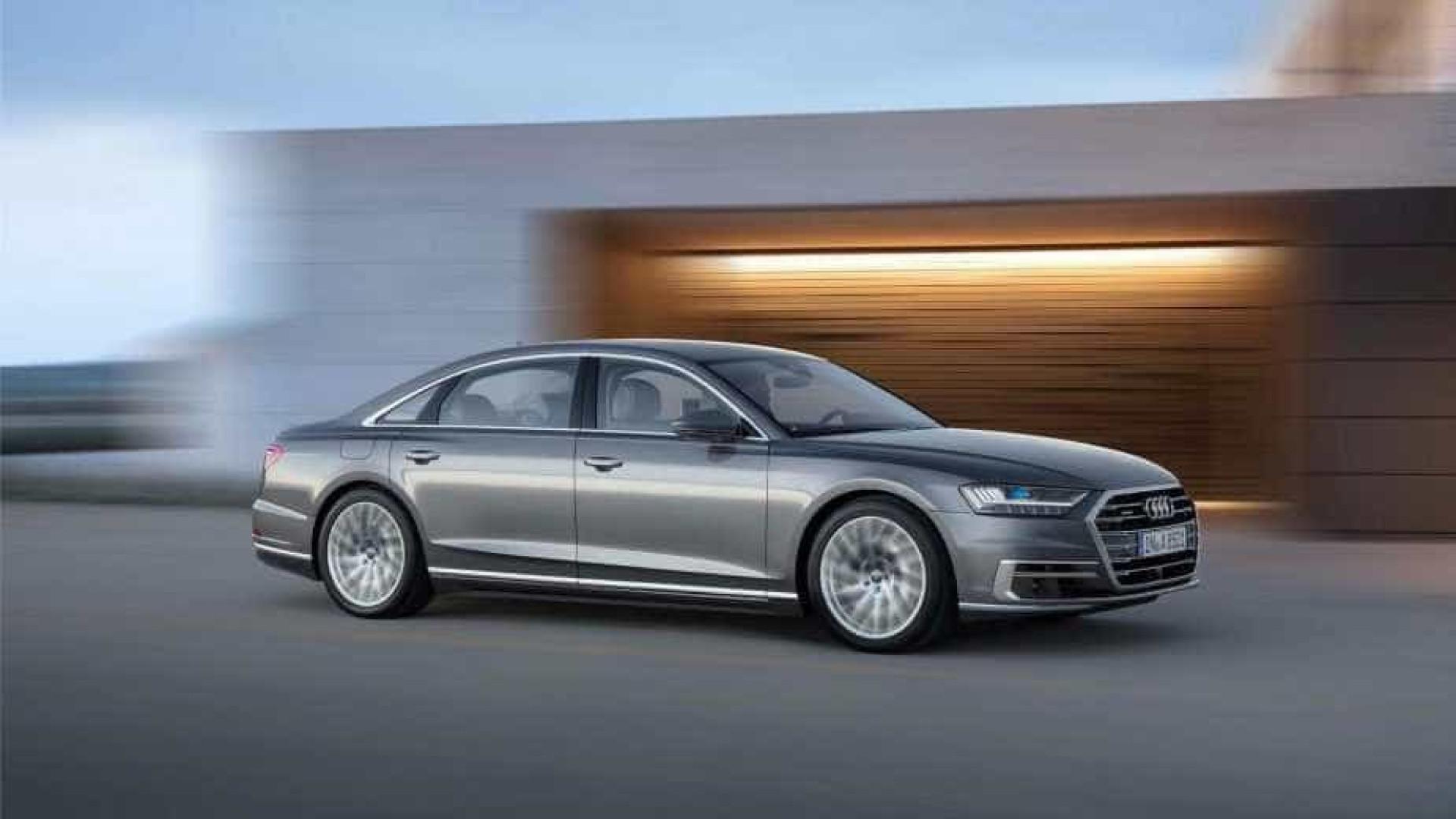 Novo Audi 8 será o mais avançado da marca dos anéis?