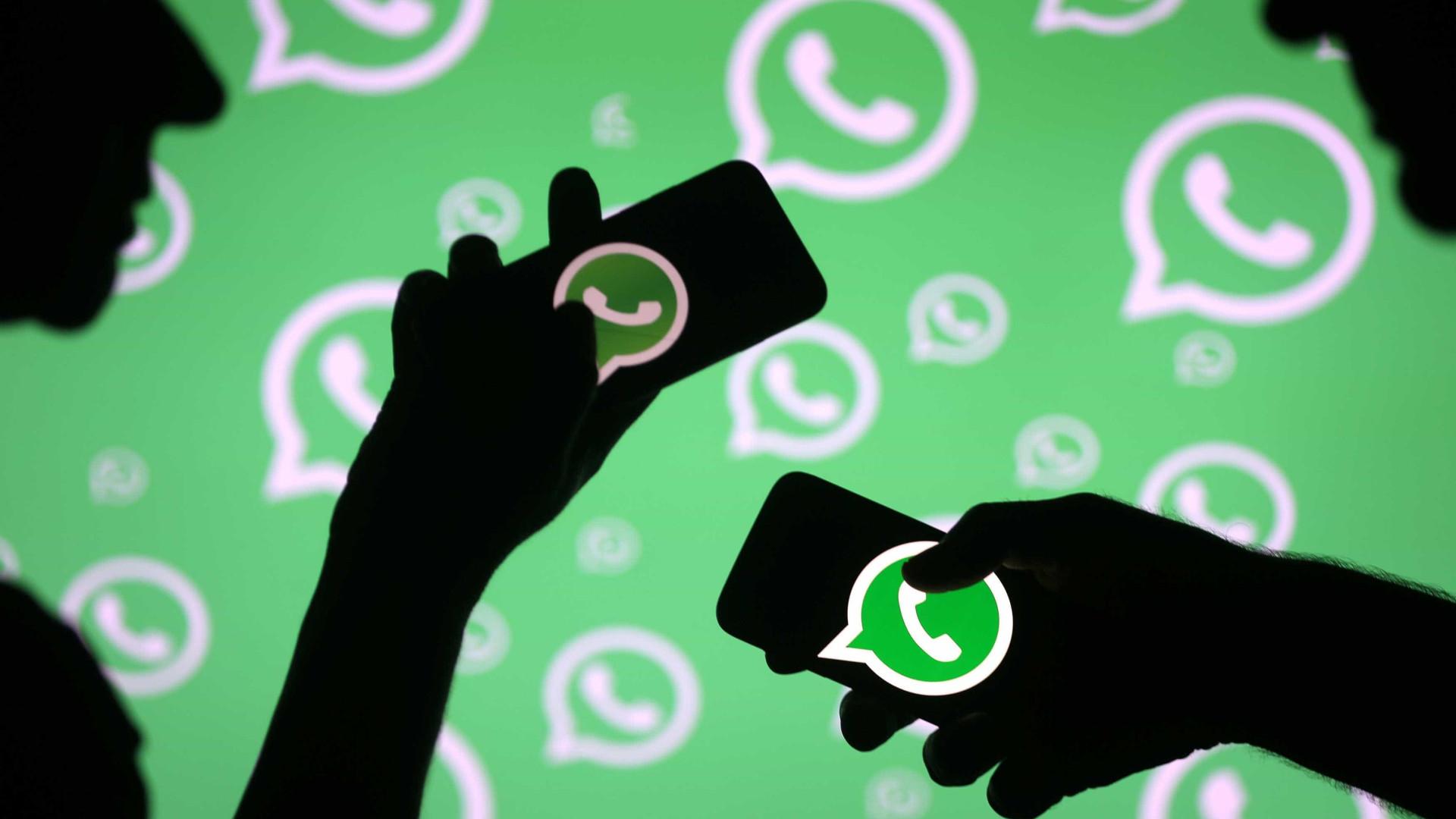 WhatsApp testa formas alternativas de falar com os seus amigos
