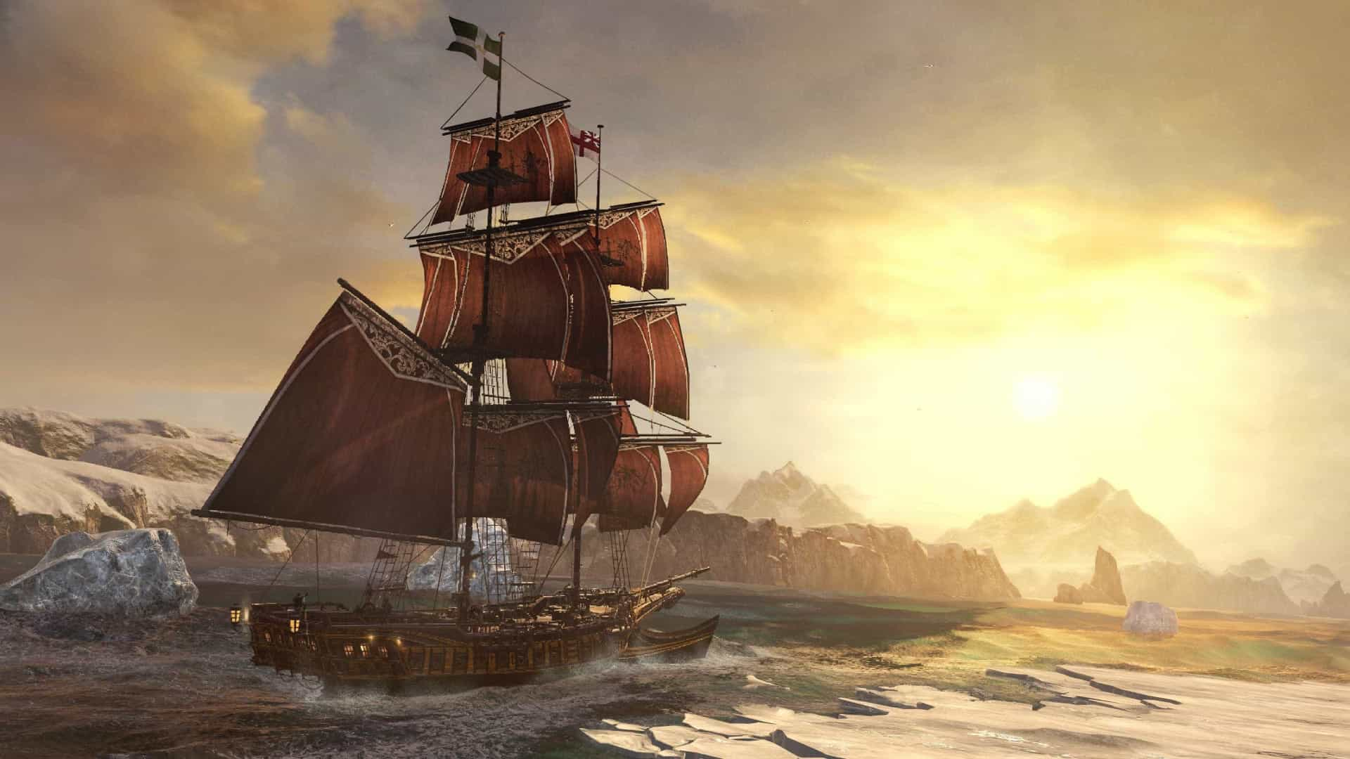 Ubisoft anuncia Assassin's Creed Rogue Remastered; veja o trailer