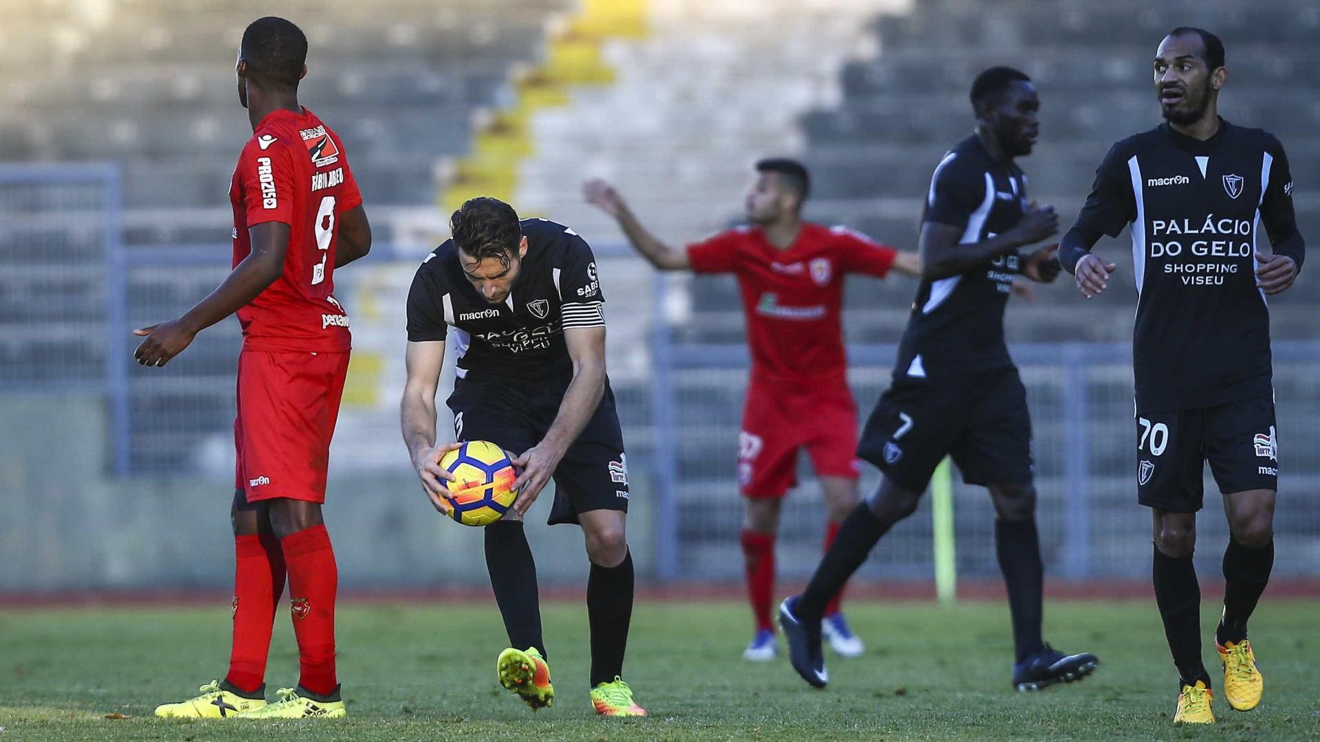 II Liga: Confira os resultados e marcadores da 20.ª jornada