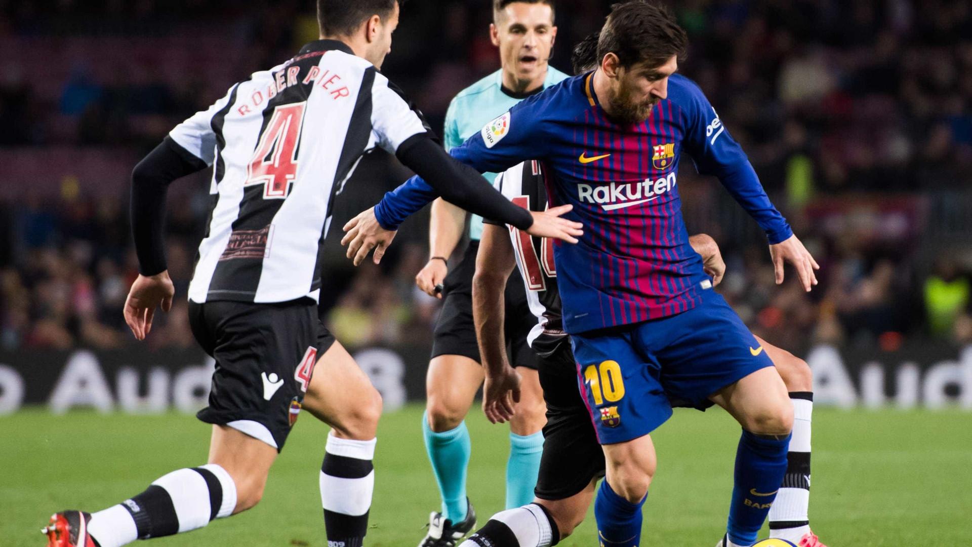 Real Madrid quis pagar 250 milhões de euros por Messi