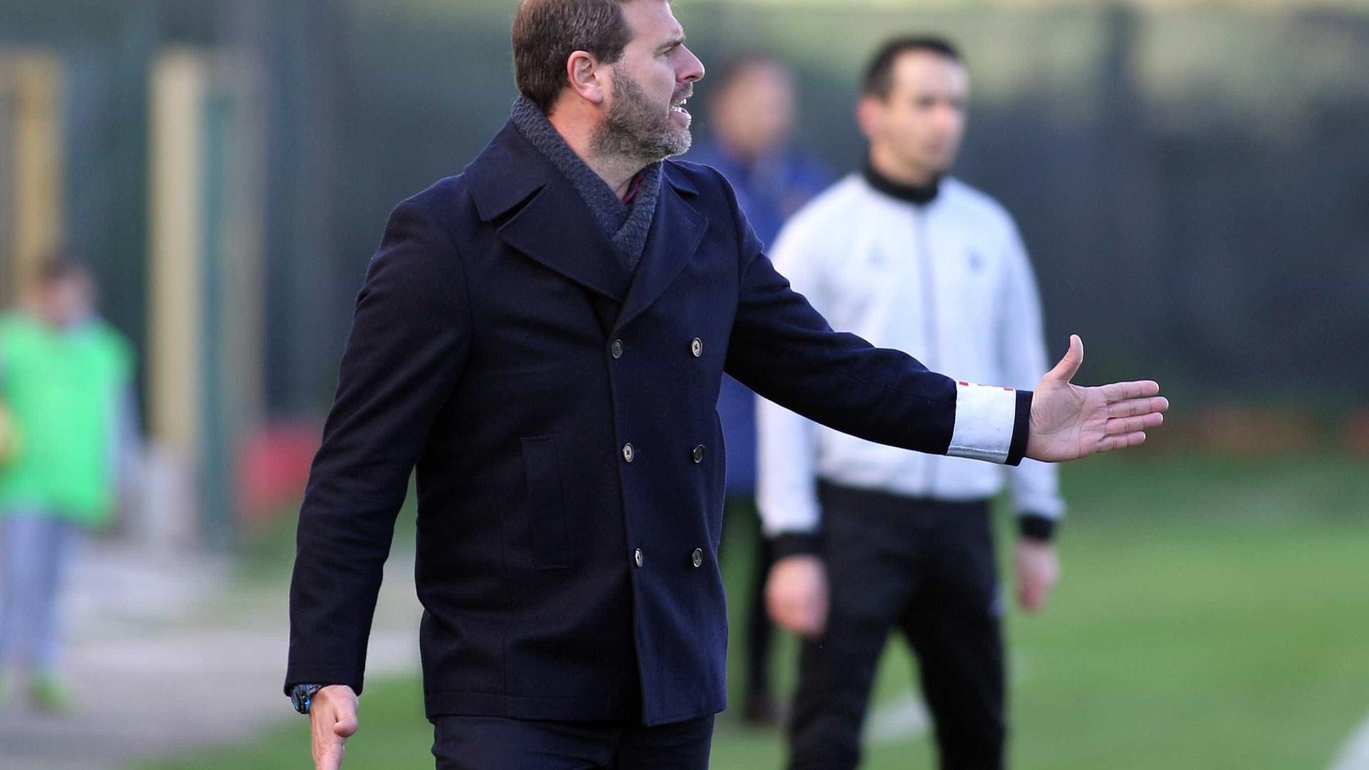 OFICIAL: João Henriques é o novo treinador do Paços de Ferreira