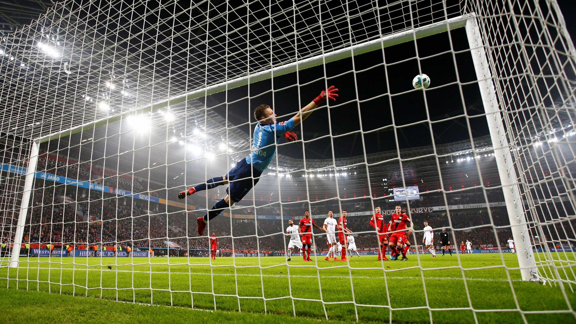 Continua o passeio do Bayern de Munique no campeonato