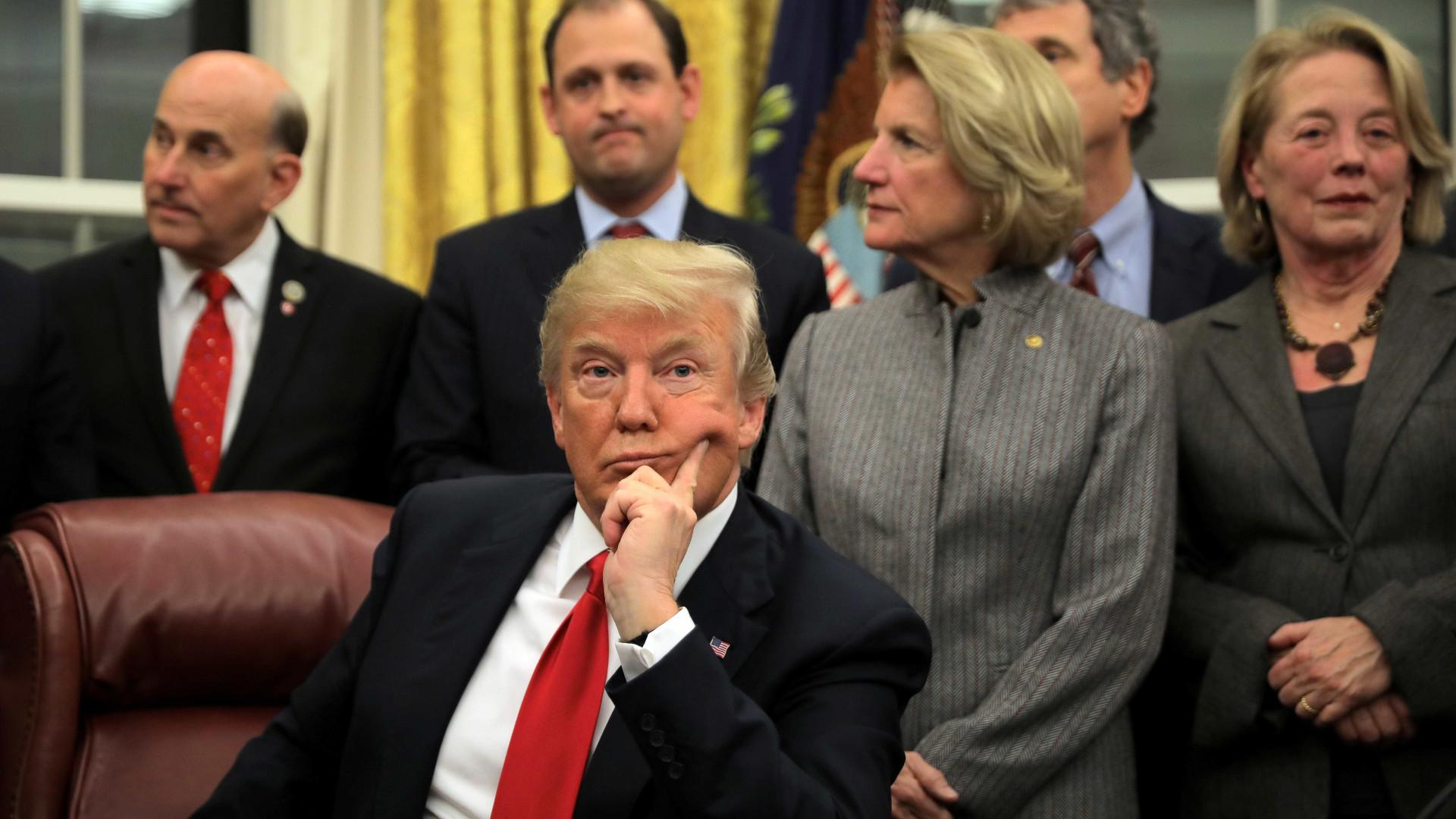 """Presidente dos Estados Unidos goza de """"excelente saúde"""""""