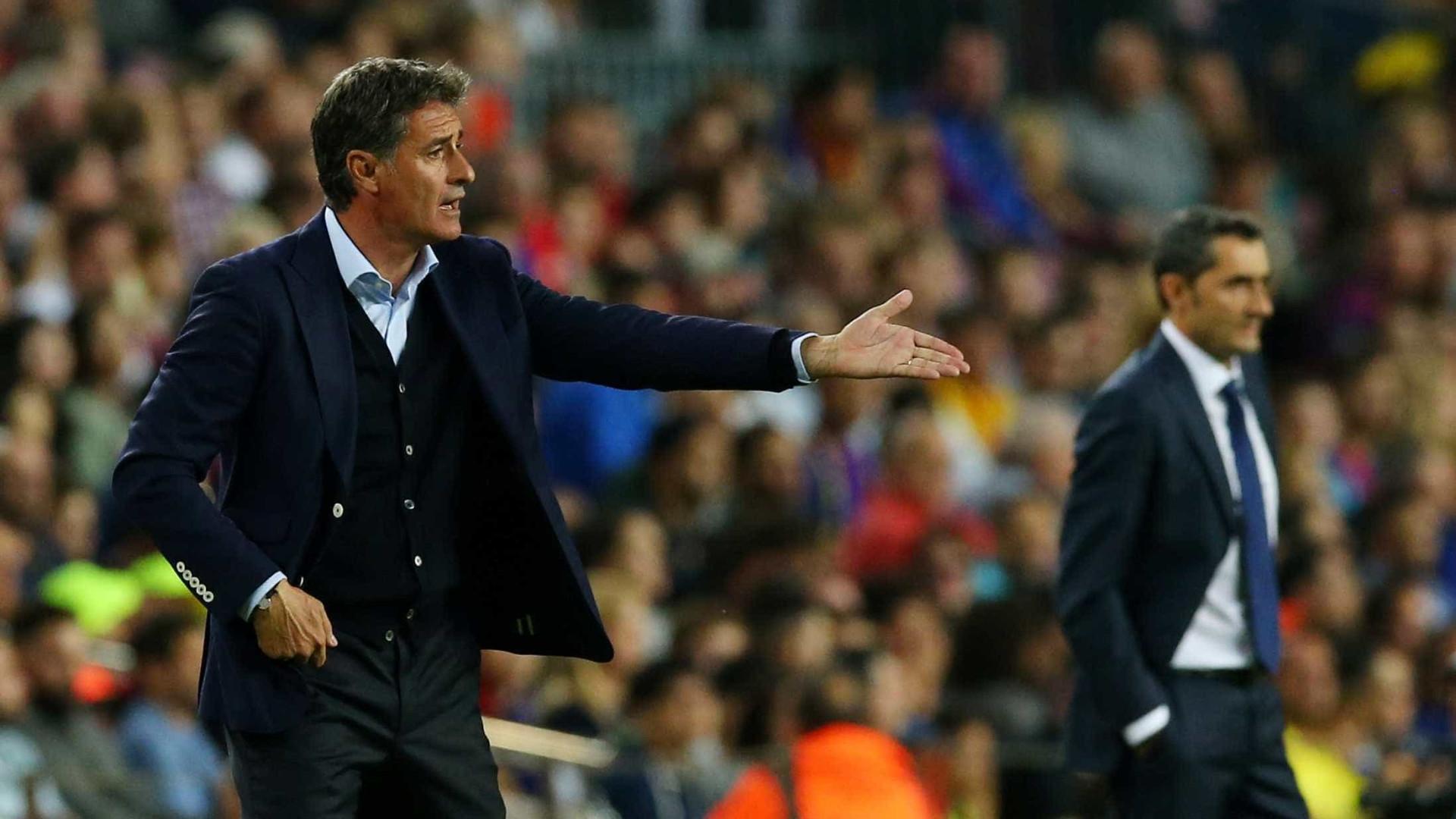 Maus resultados levam Málaga a despedir treinador