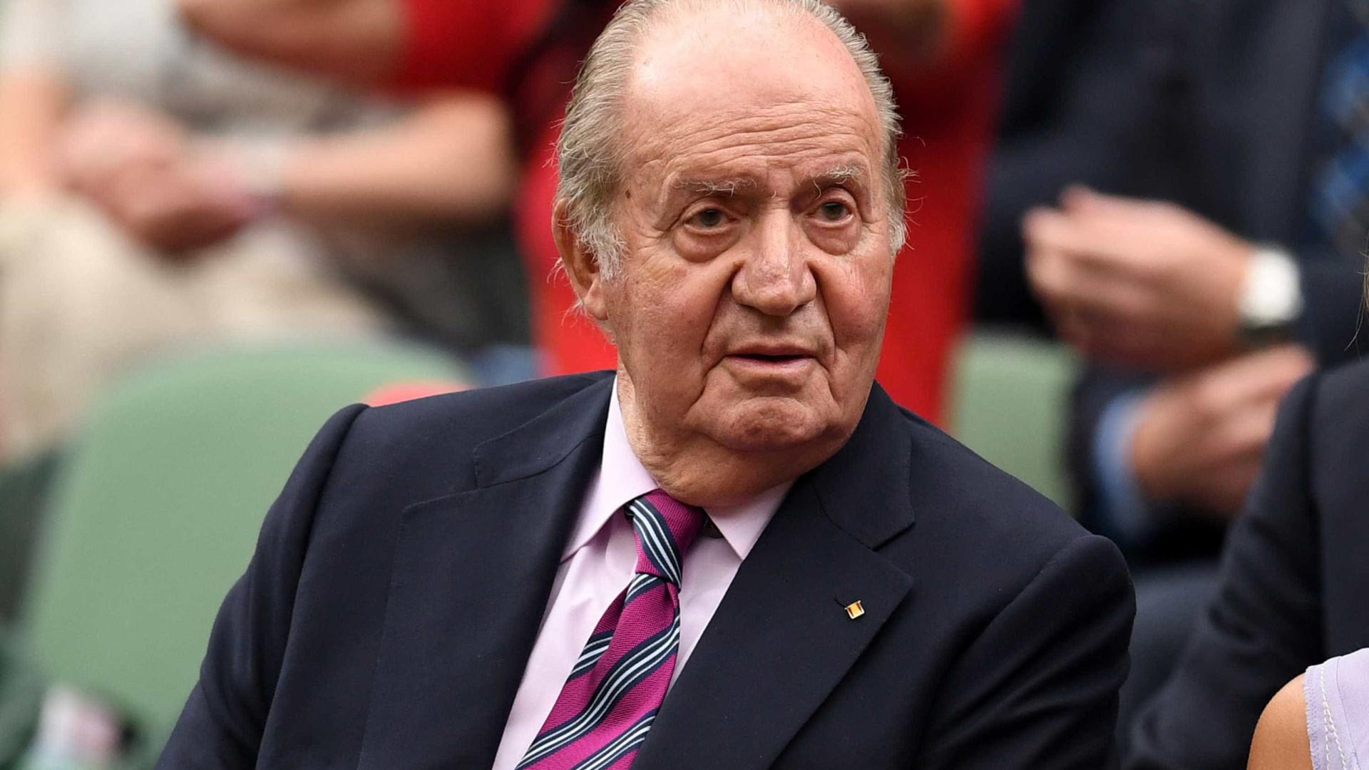 Rei Juan Carlos pode ser excluído do caso 'Villarejo'