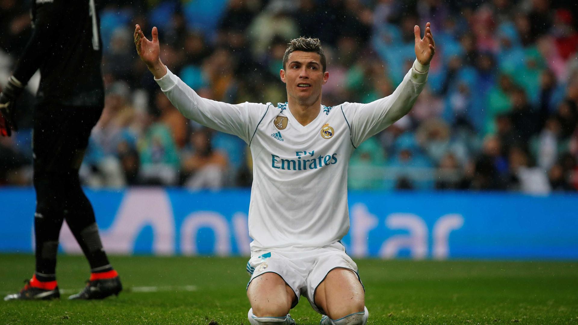 Ronaldo pode ser 'empurrado' do Real para… chegar Neymar