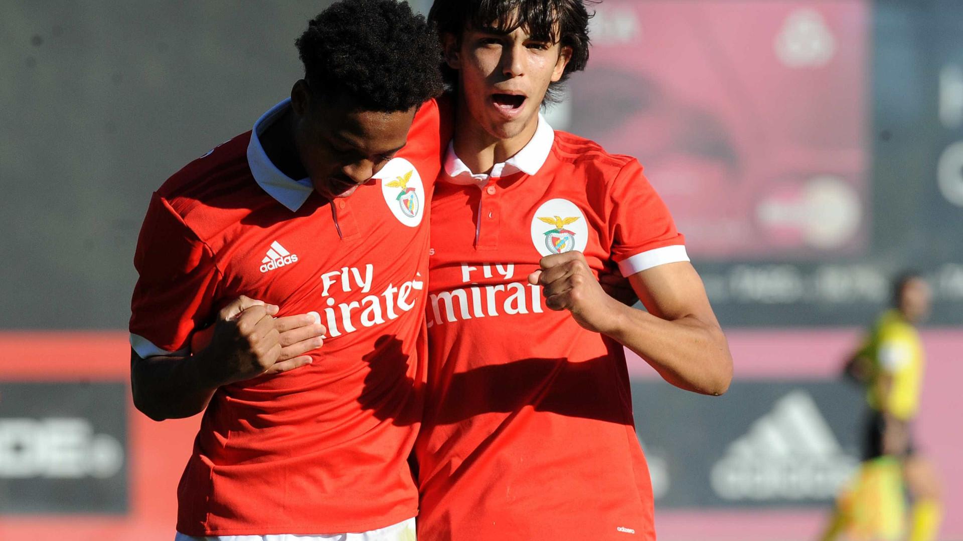 II Liga: Benfica vence e aproveita para 'fugir' ao Sporting
