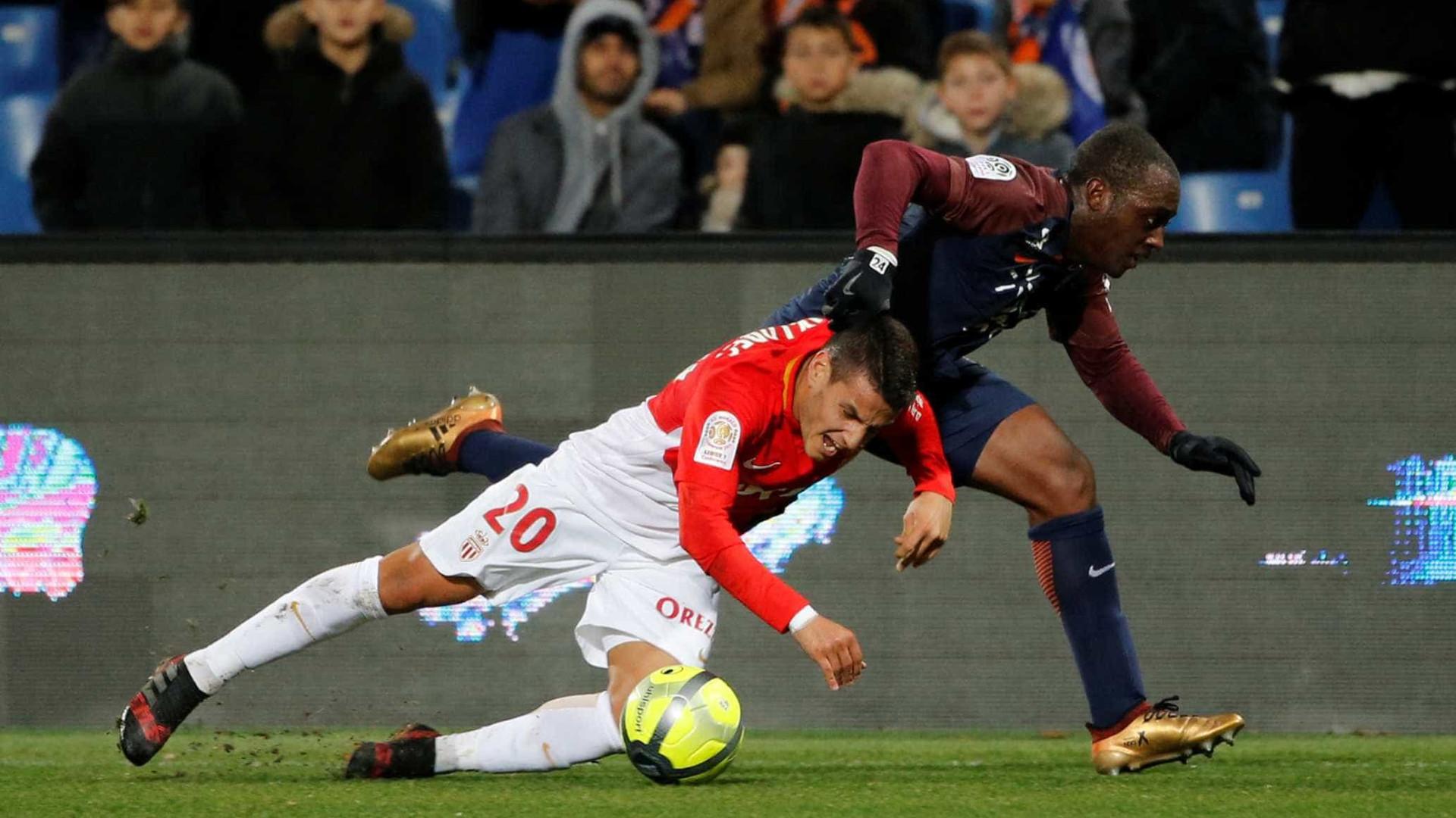 Mónaco 'escorrega' em Montpellier e pode... 'cair' para terceiro