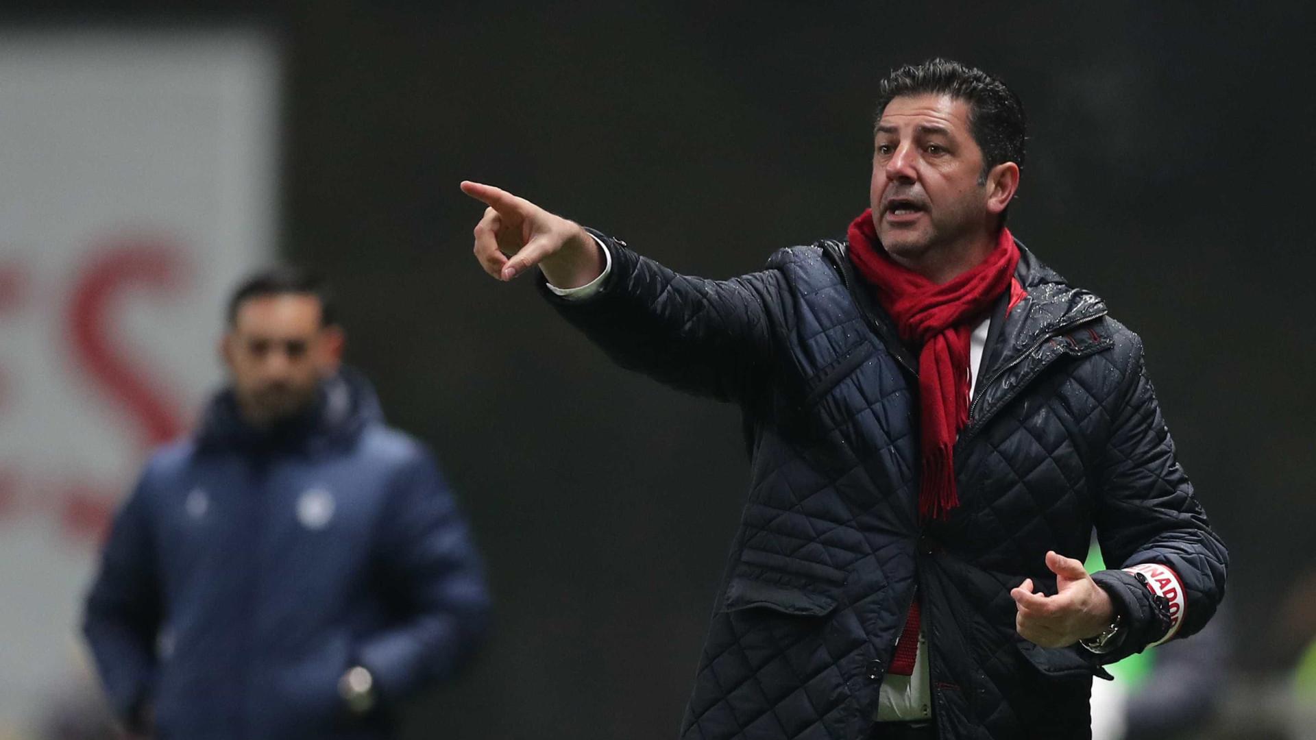 Jogo intenso termina com triunfo do Benfica sobre o SC Braga