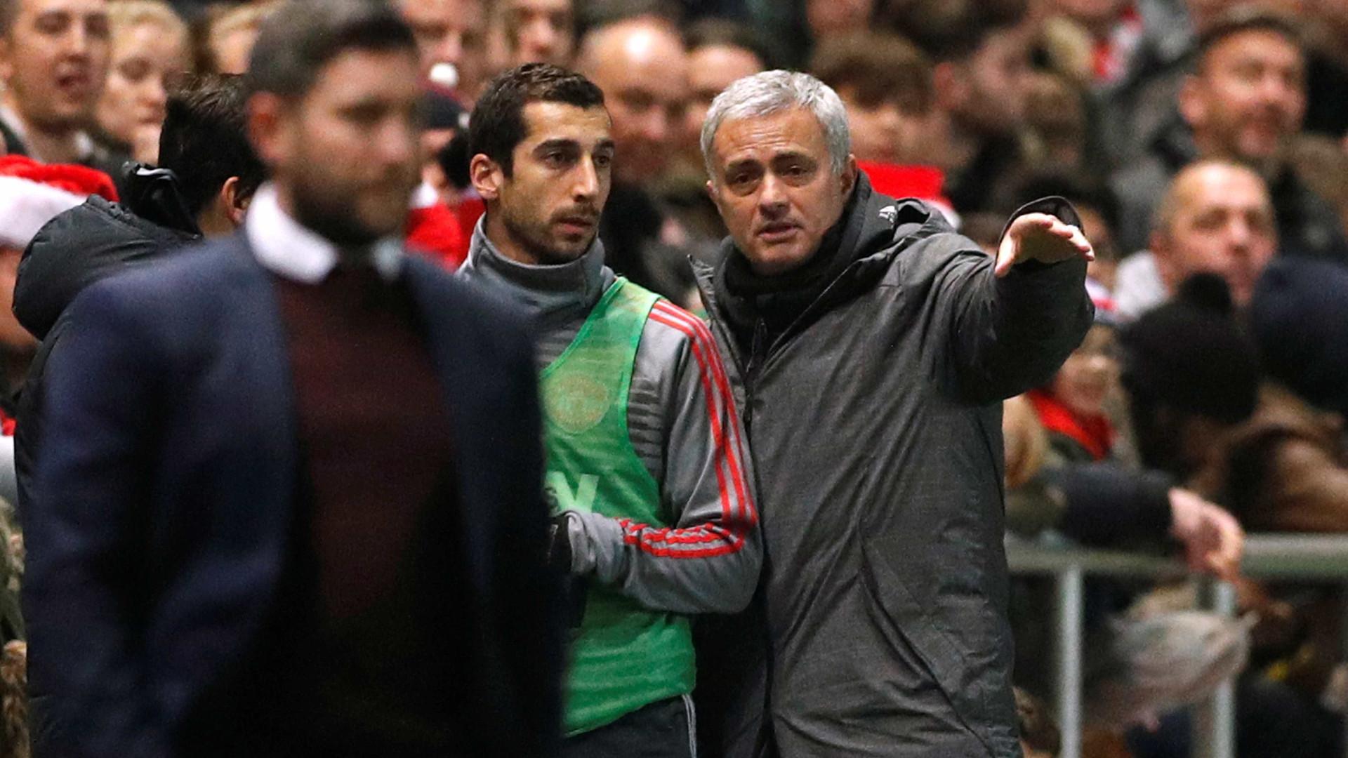 """Mourinho e o futuro de Mkhitaryan: """"Todos os jogadores têm um preço"""""""