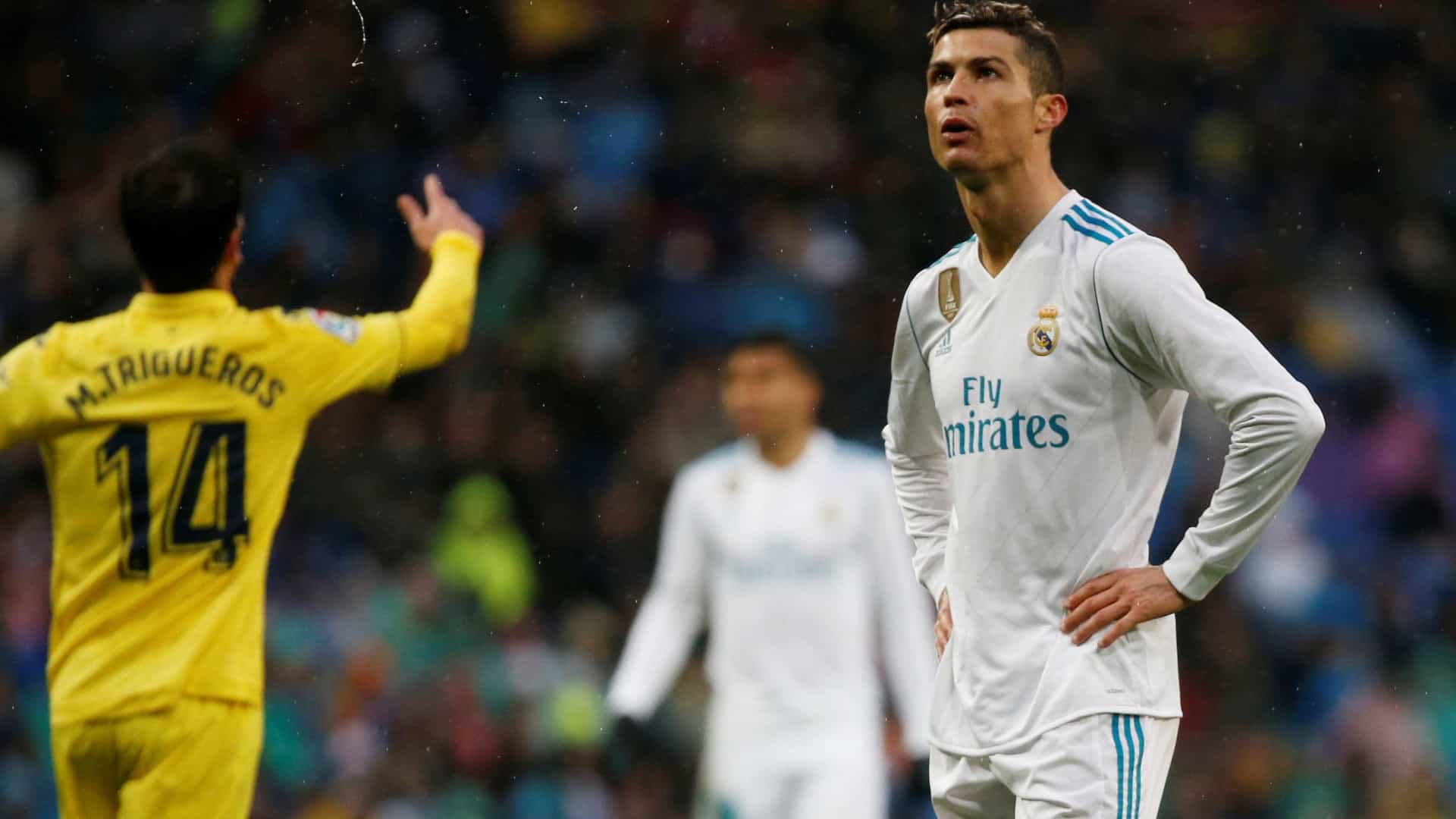 Ronaldo quer abandonar o Real Madrid, avança imprensa espanhola