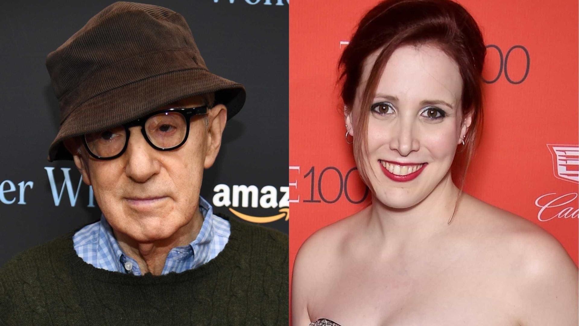 Filha de Woody Allen diz que foi abusada aos 7 anos
