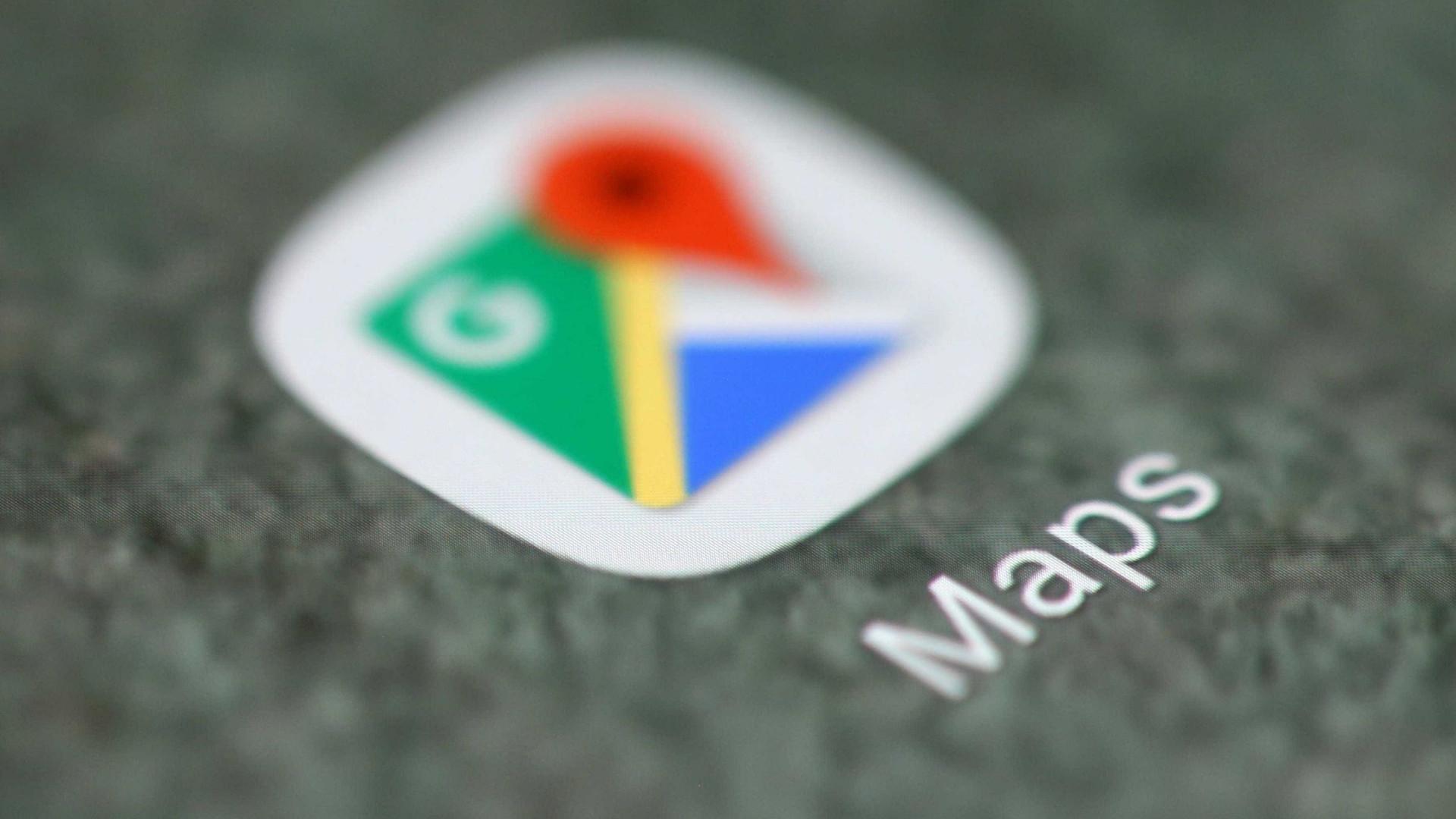 Depois do Gmail, pode ser o Maps a vir a ter um novo design
