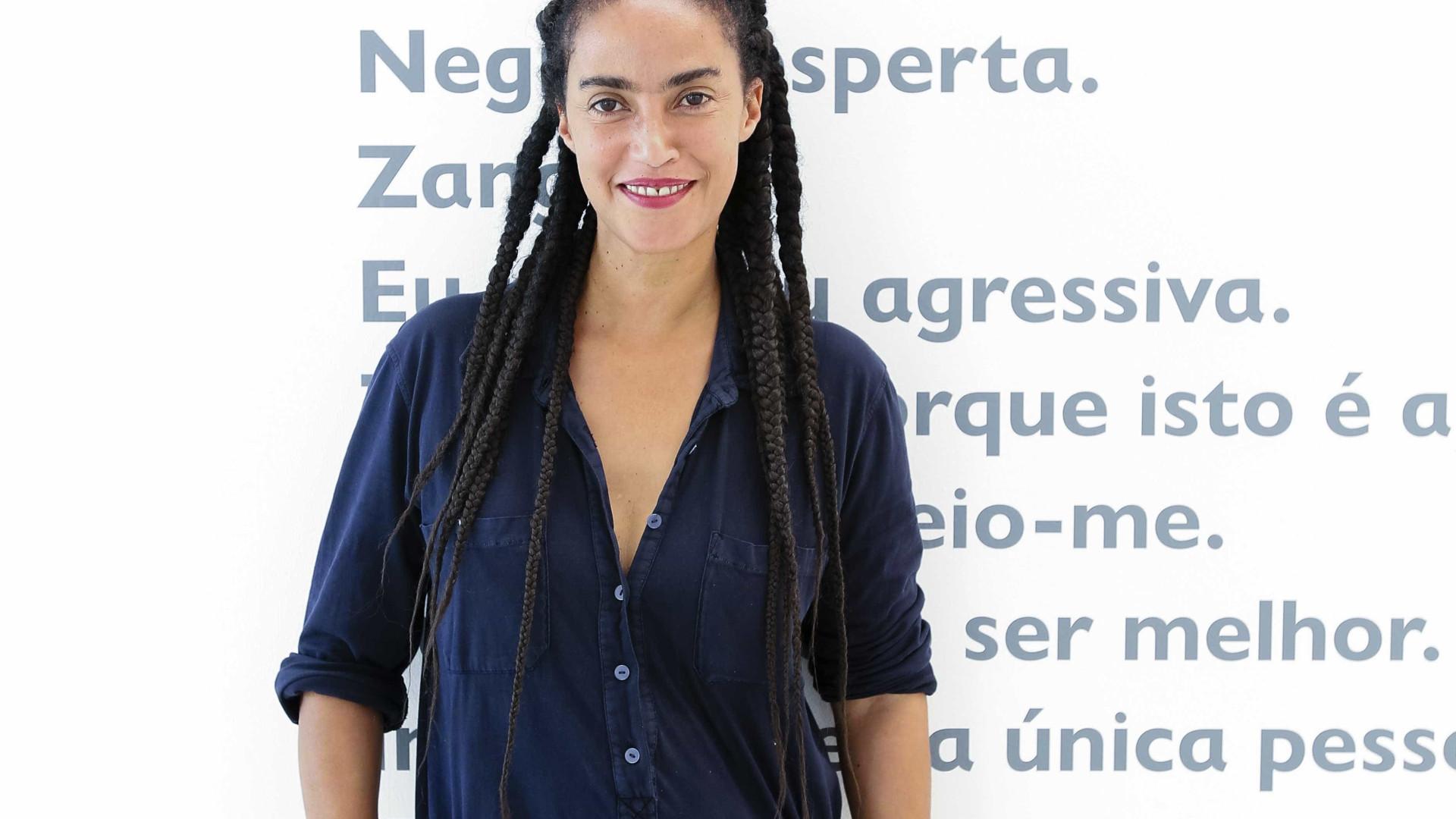Grada Kilomba participa no Festival de Cinema de Roterdão